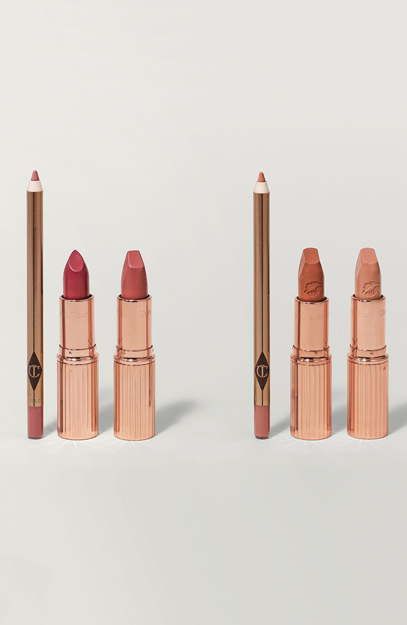 Alternate Image 2  - Charlotte Tilbury Hot Lips Lipstick Set ($90 Value)
