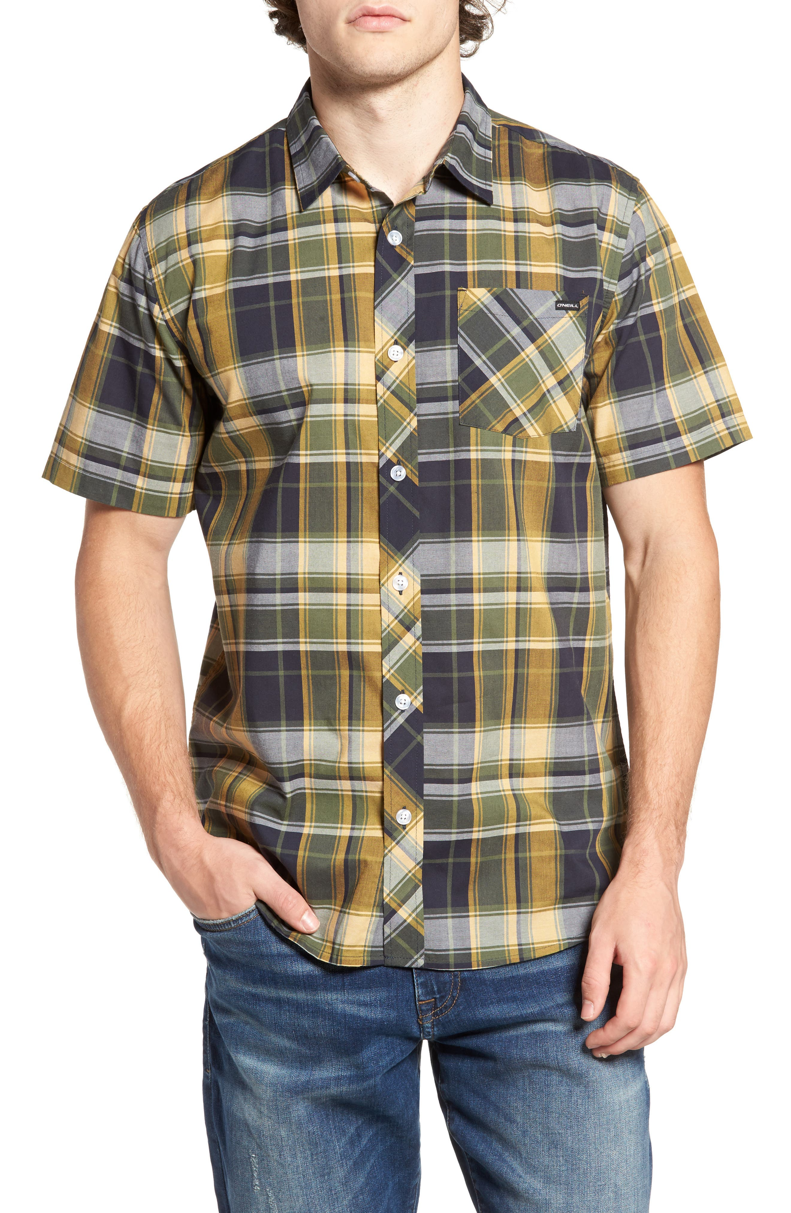 O'Neill Plaid Shirt