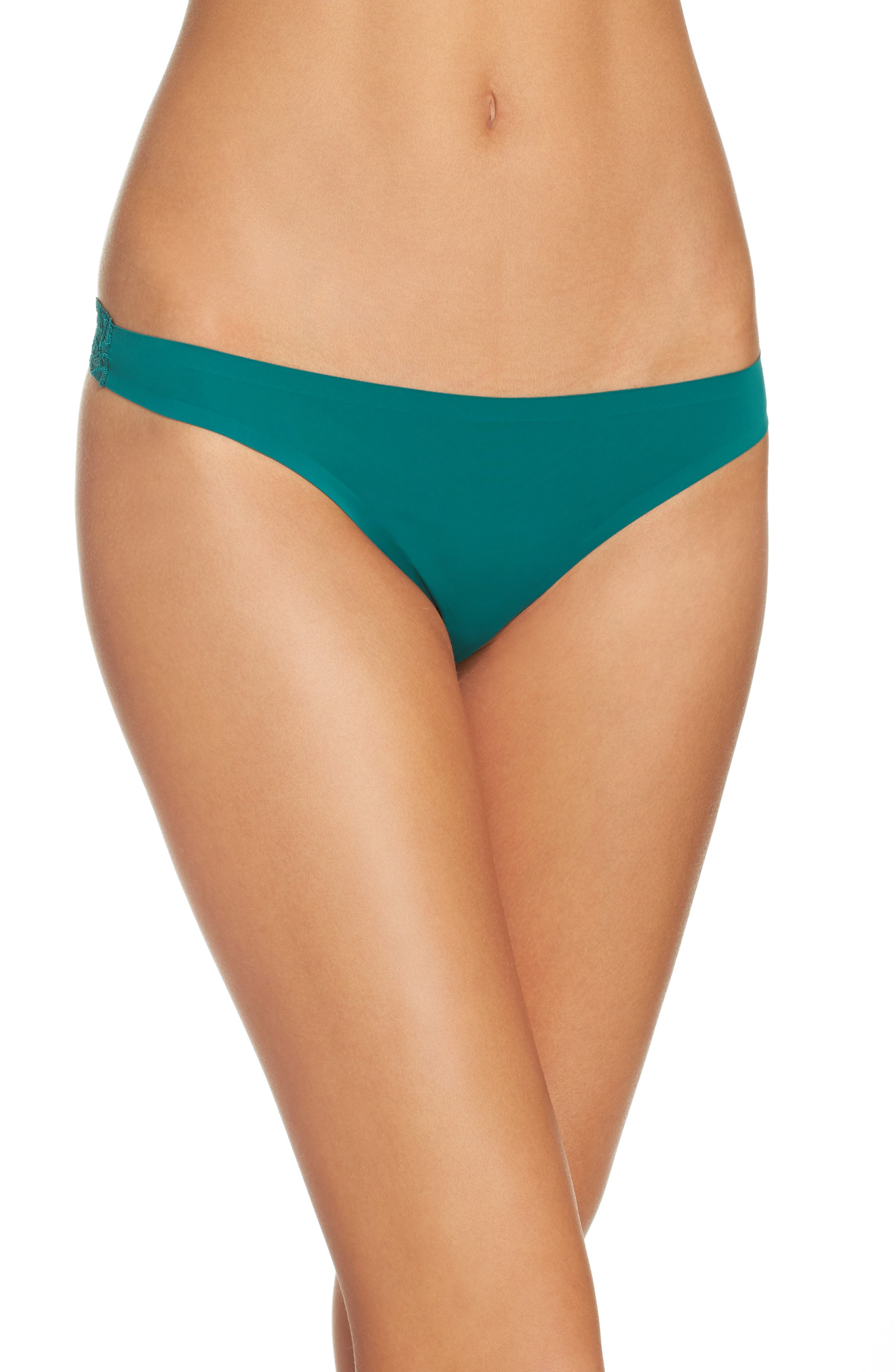 Free People Intimately FP Smooth Thong