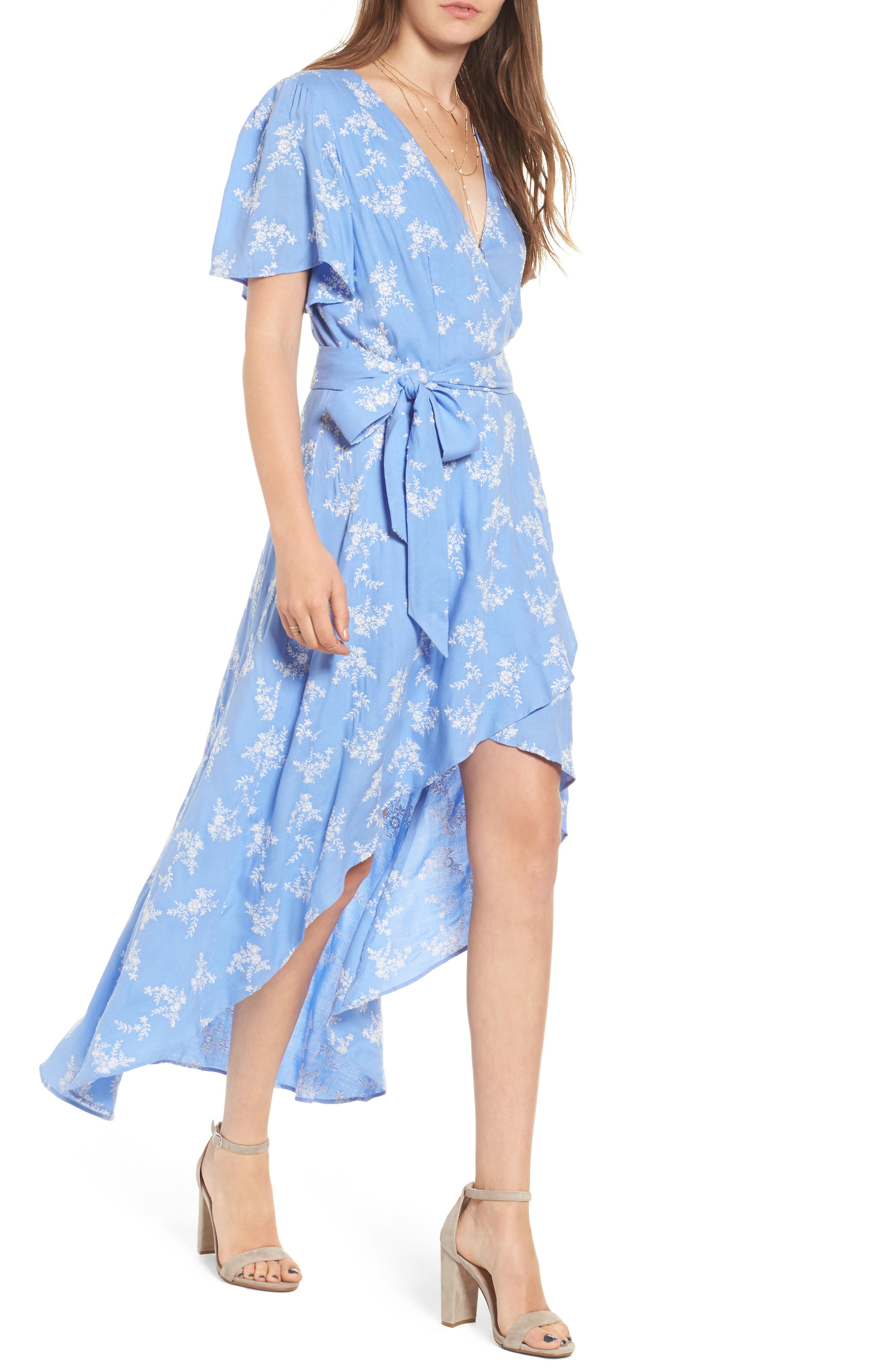 devlin Pax Wrap Dress