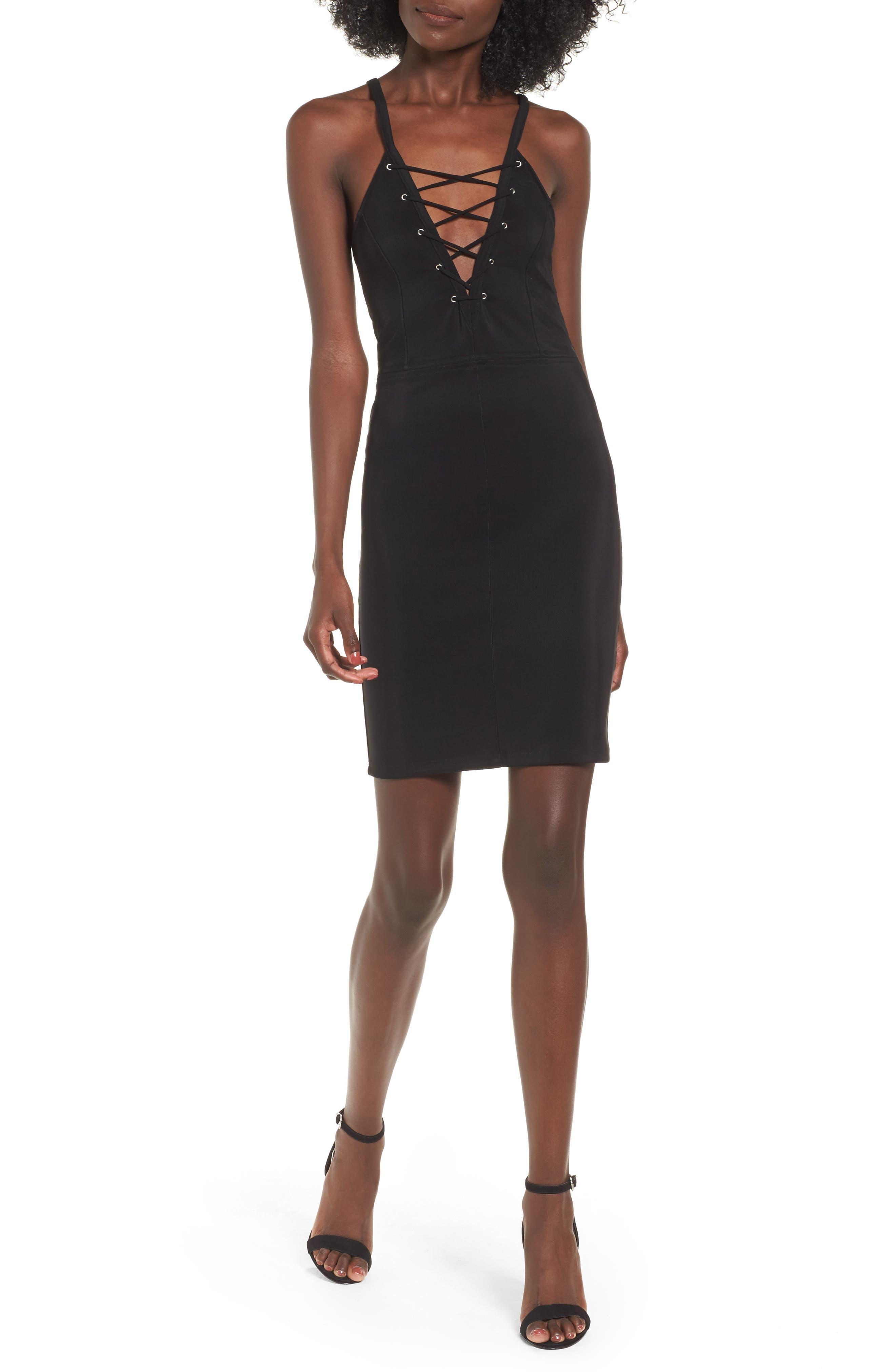Leith Body-Con Dress