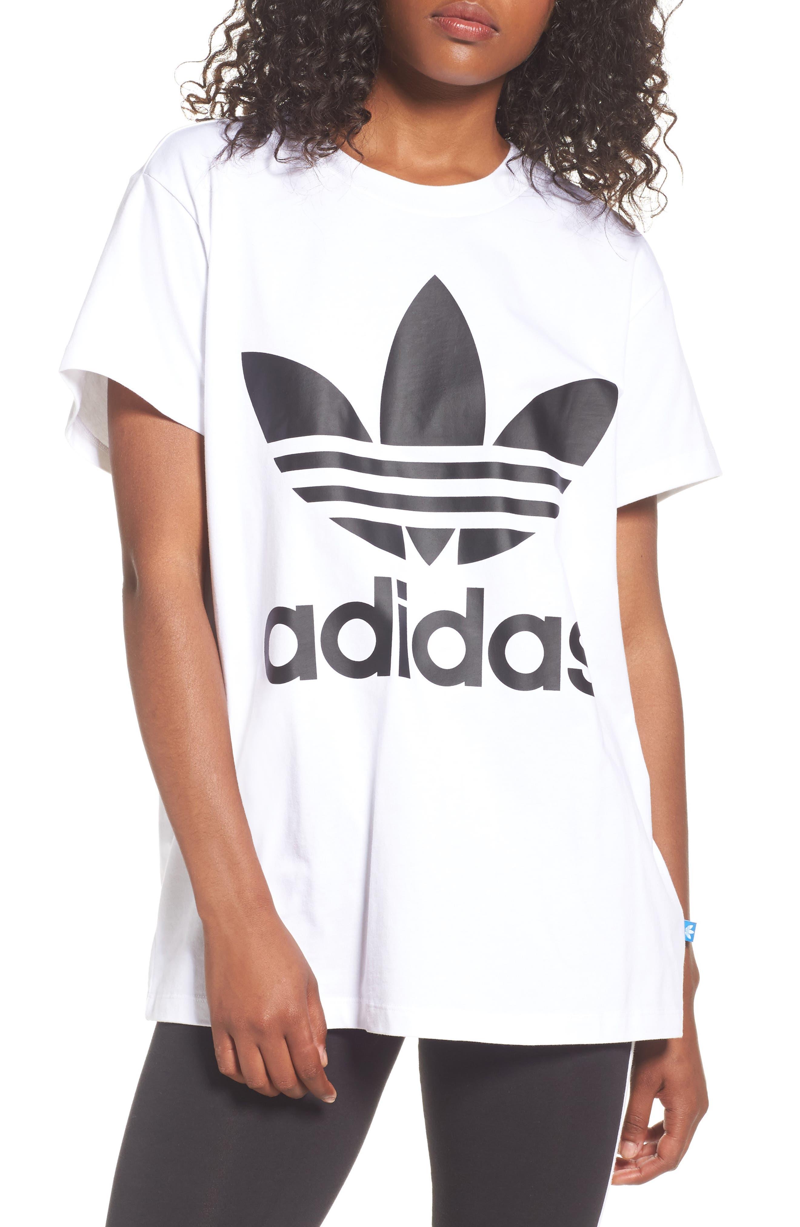 adidas Originals Trefoil Logo Tee
