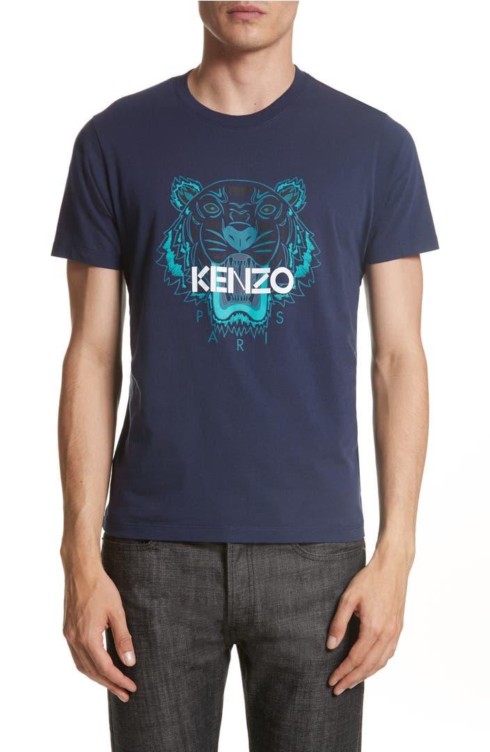 kenzo graphic t shirt nordstrom. Black Bedroom Furniture Sets. Home Design Ideas