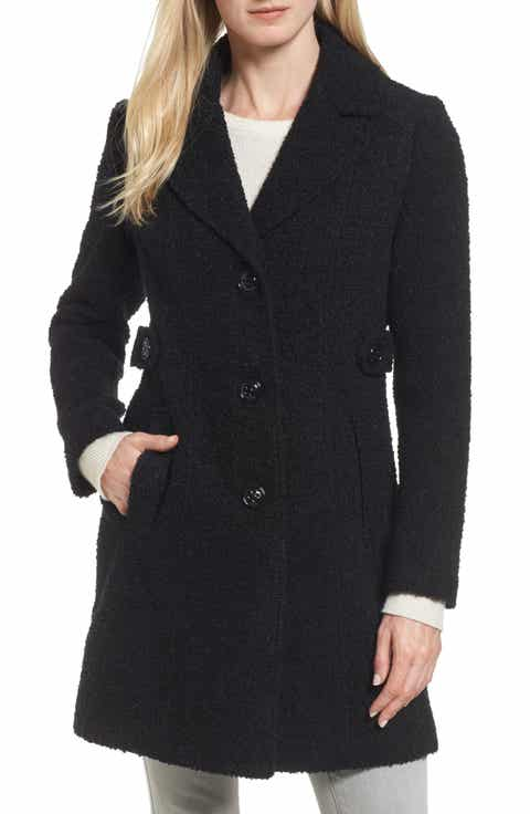 Black Gallery Petite-Size Coats & Jackets | Nordstrom