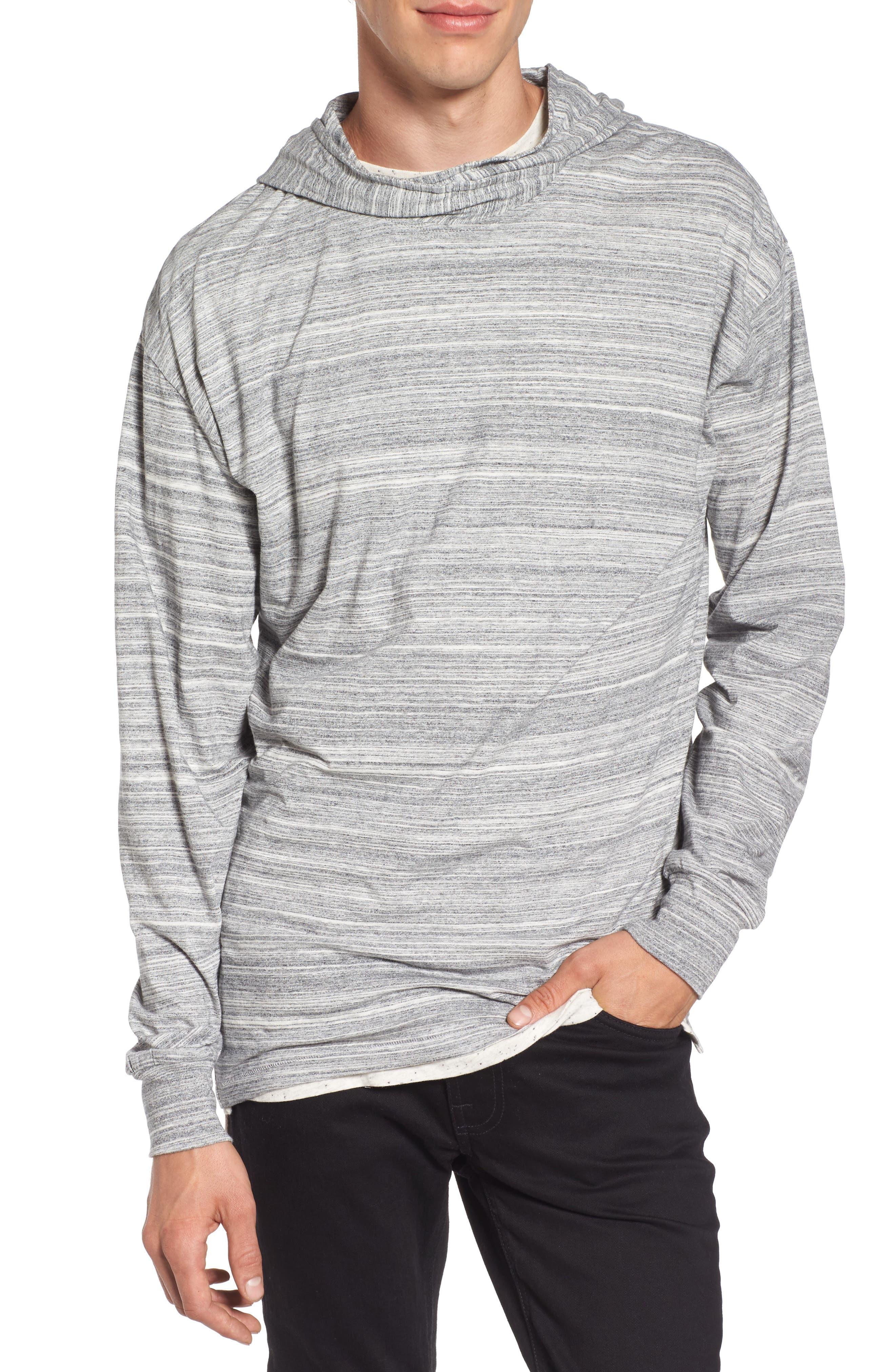 ZANEROBE Rugger Hooded T-Shirt