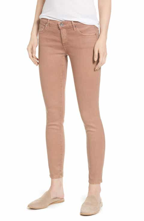 Brown Jeans & Denim for Women: Skinny, Boyfriend & More | Nordstrom