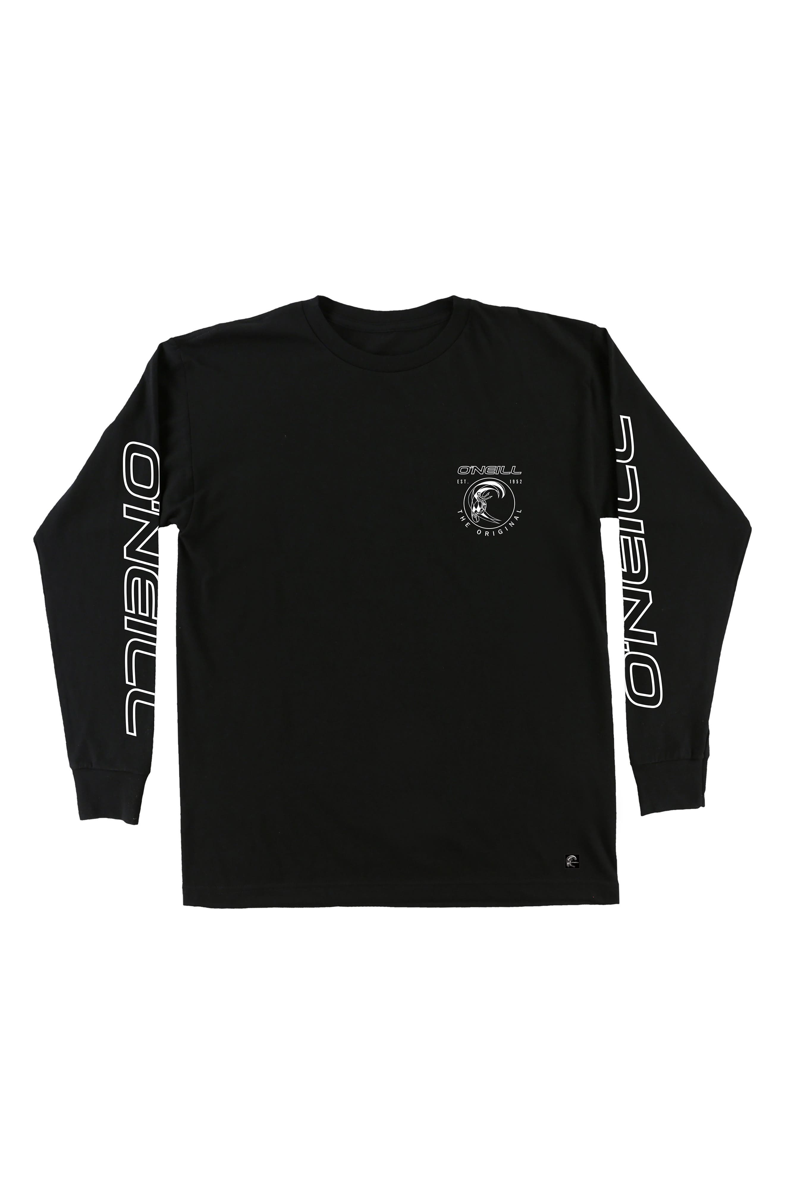 O'Neill Monumental Long Sleeve T-Shirt (Big Boys)