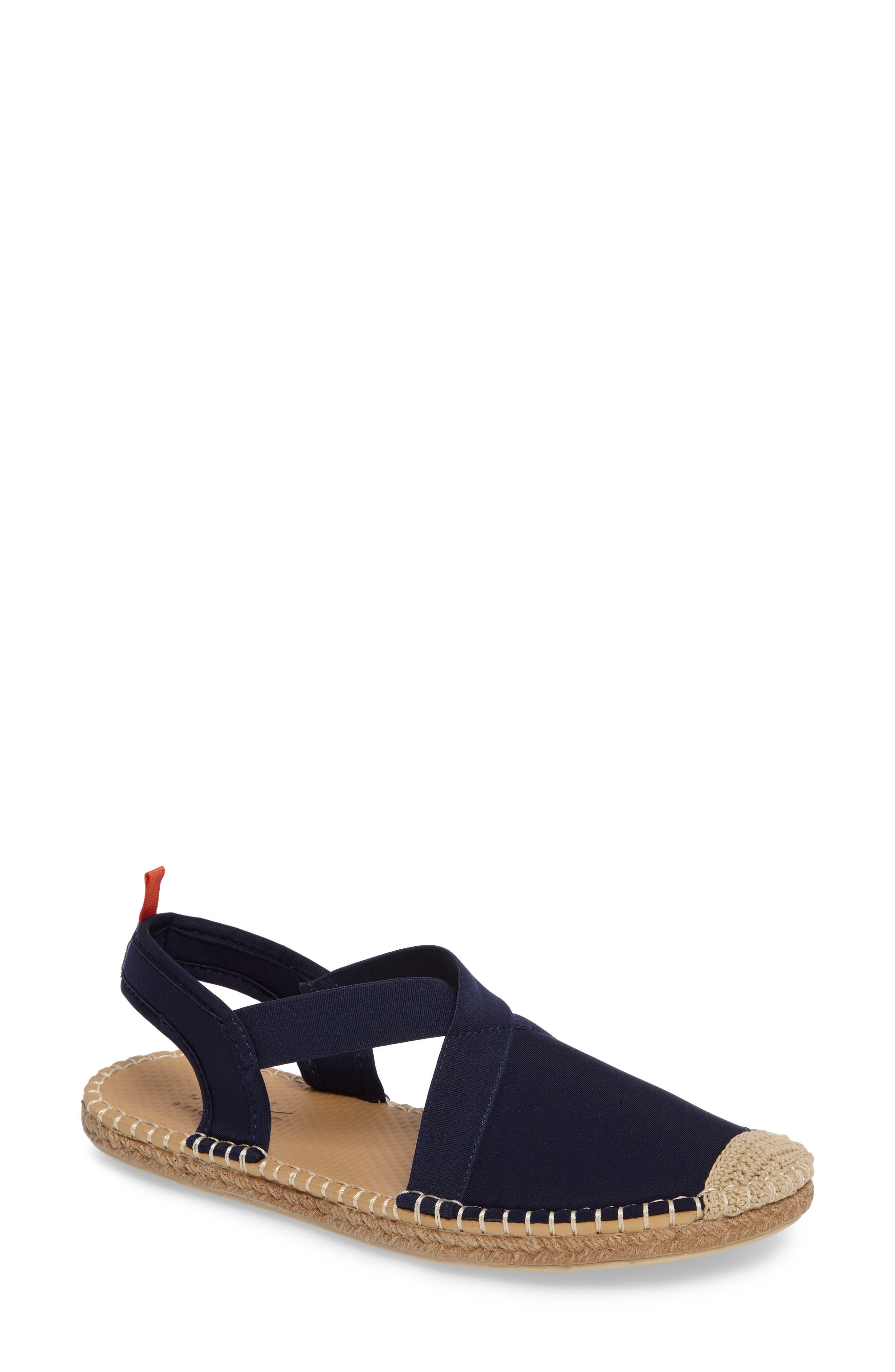 Sea Star Slingback Espadrille Sandal (Women)