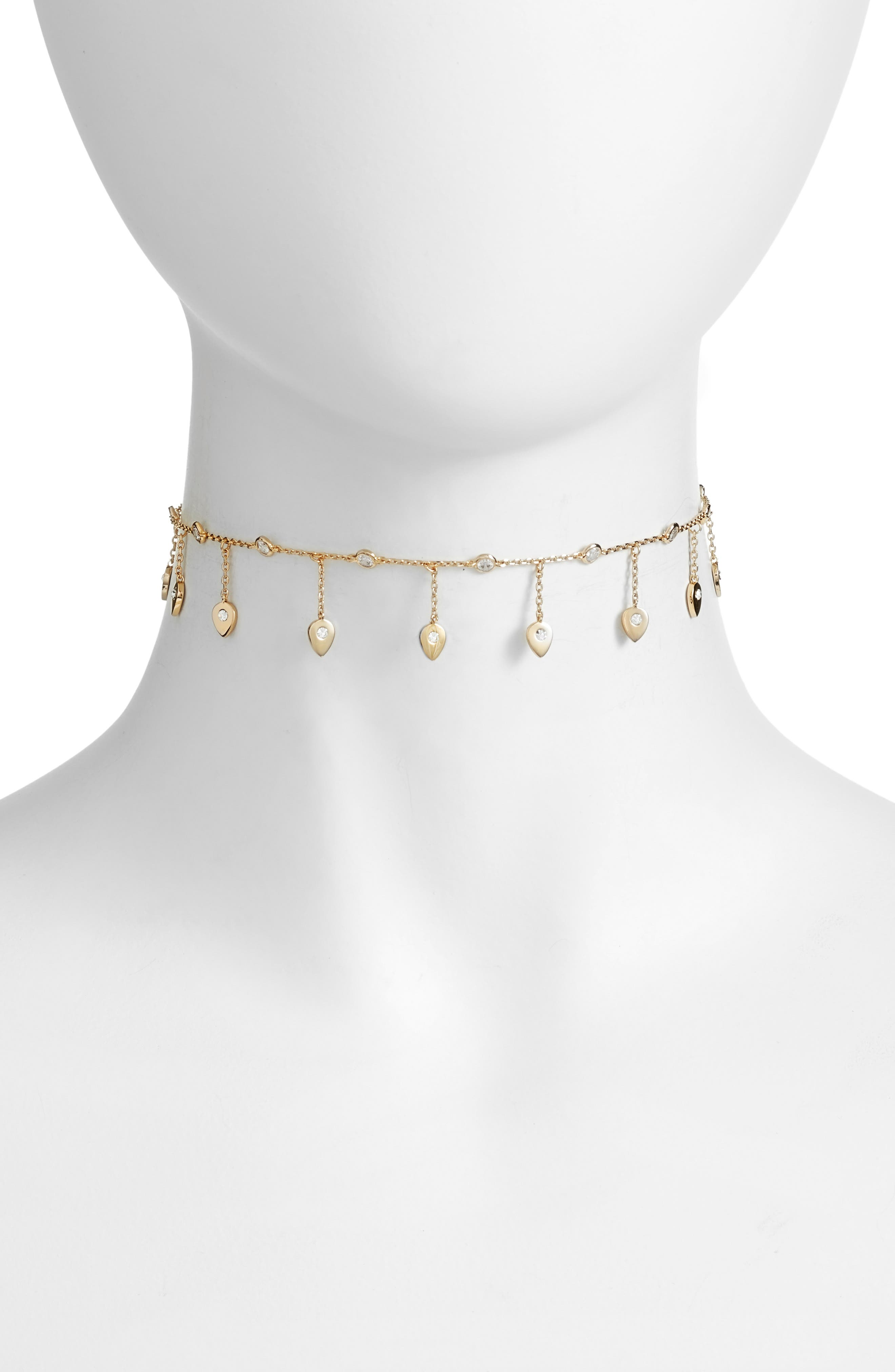 Jules Smith Rory Choker