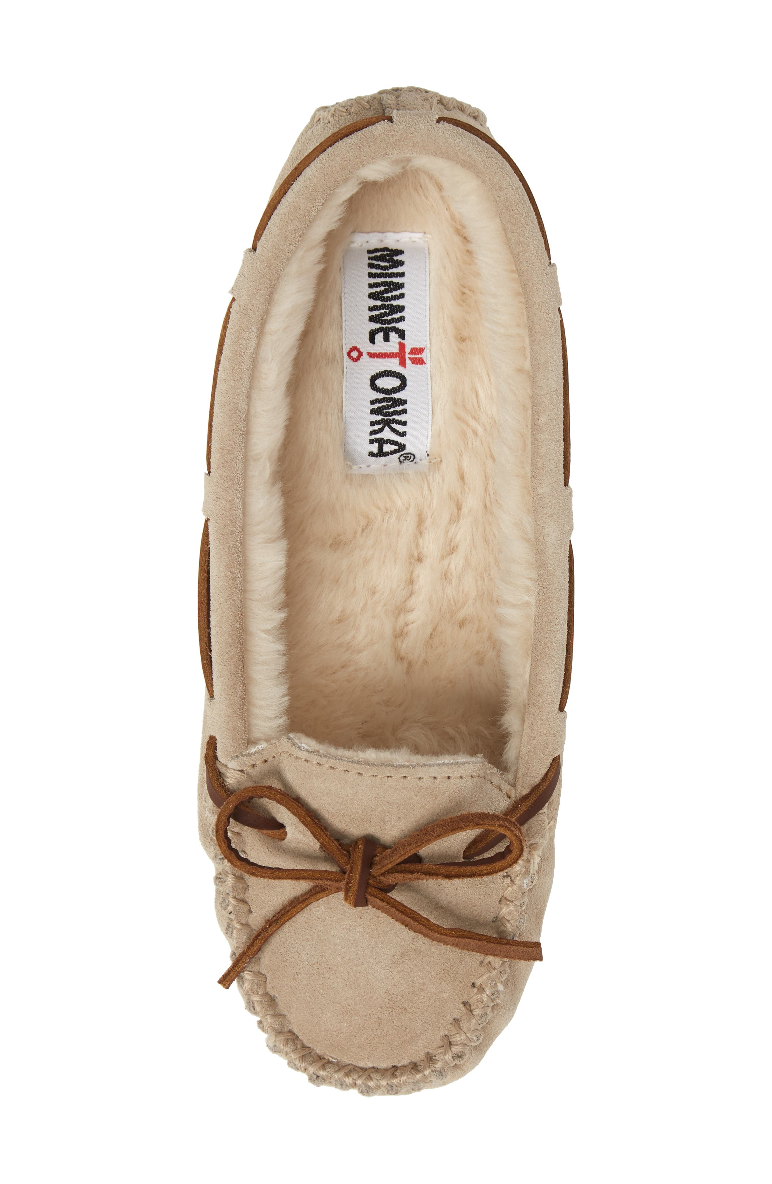 Alternate Image 5  - Minnetonka 'Cally' Slipper