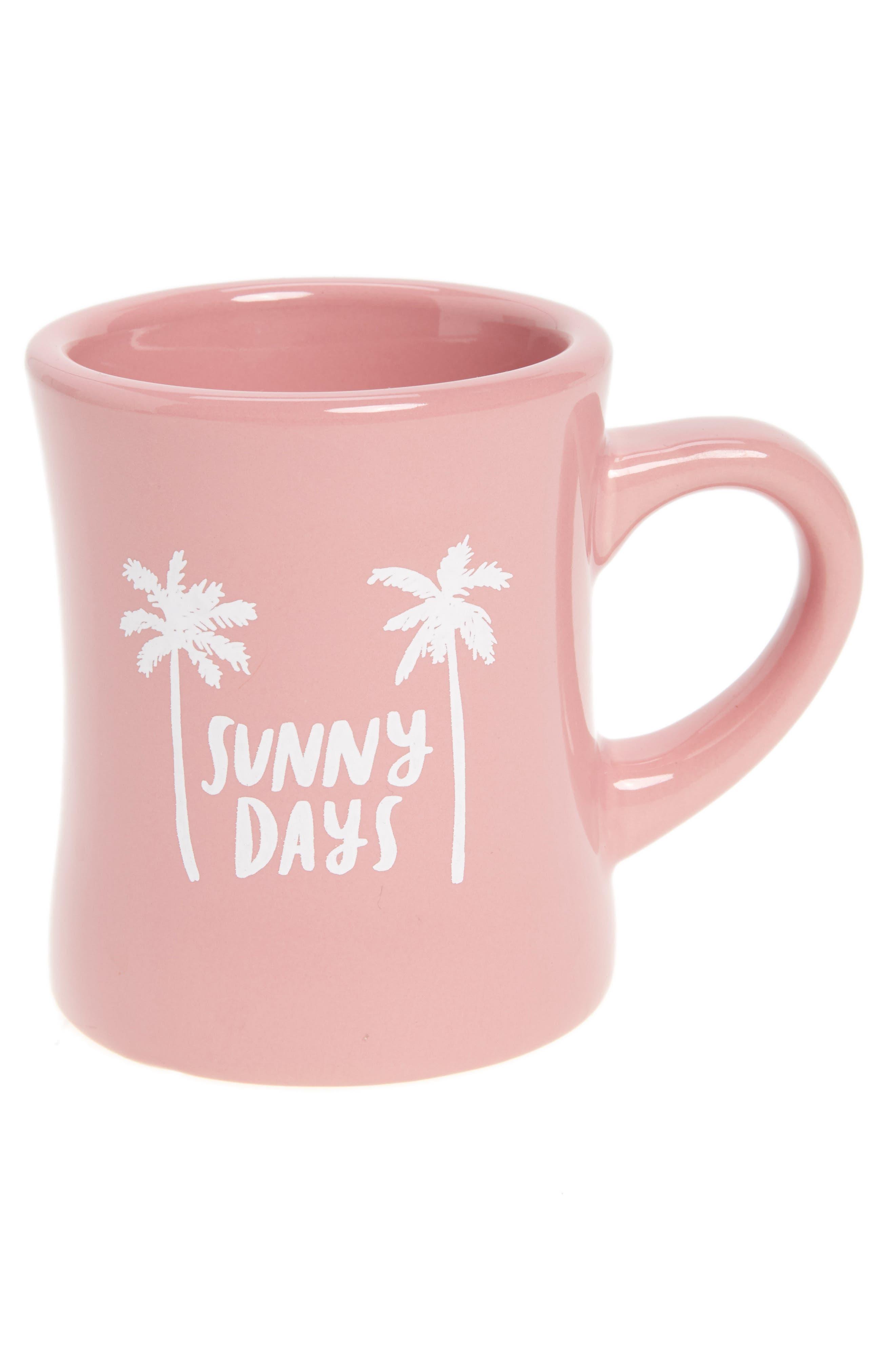 The Created Co. Sunny Days Ceramic Mug