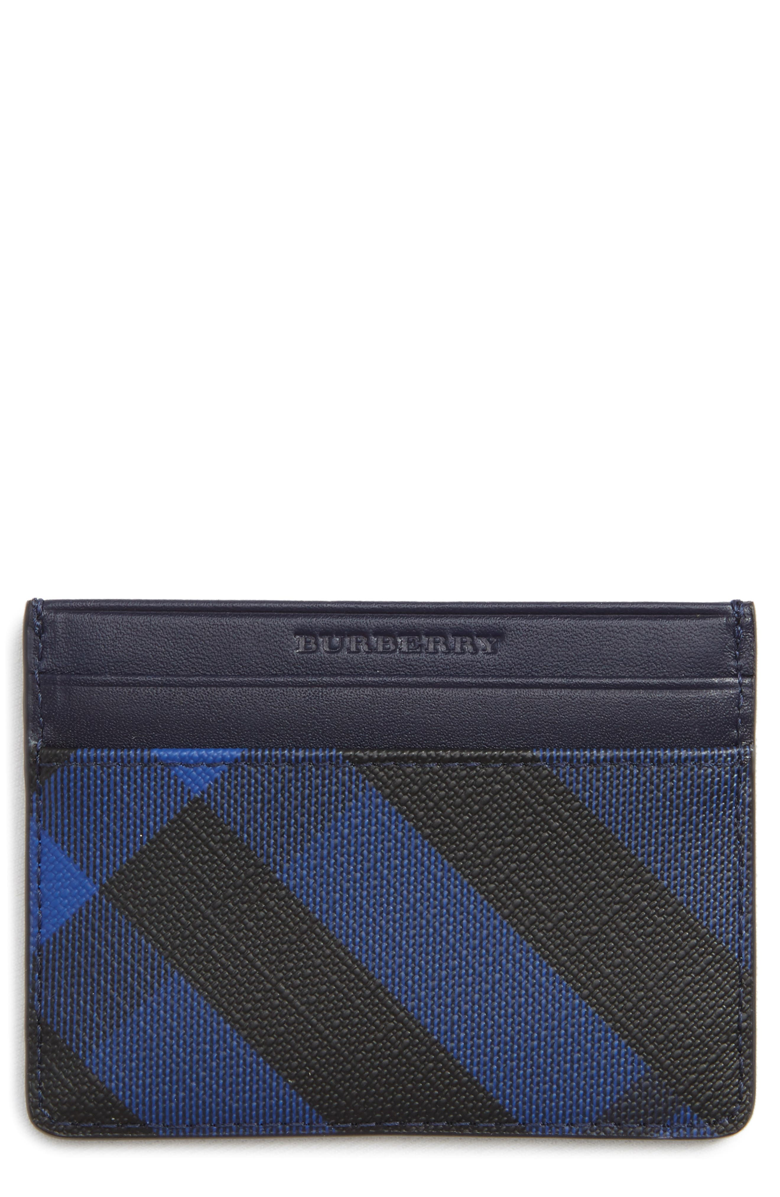 Burberry Sandon Vinyl Card Case