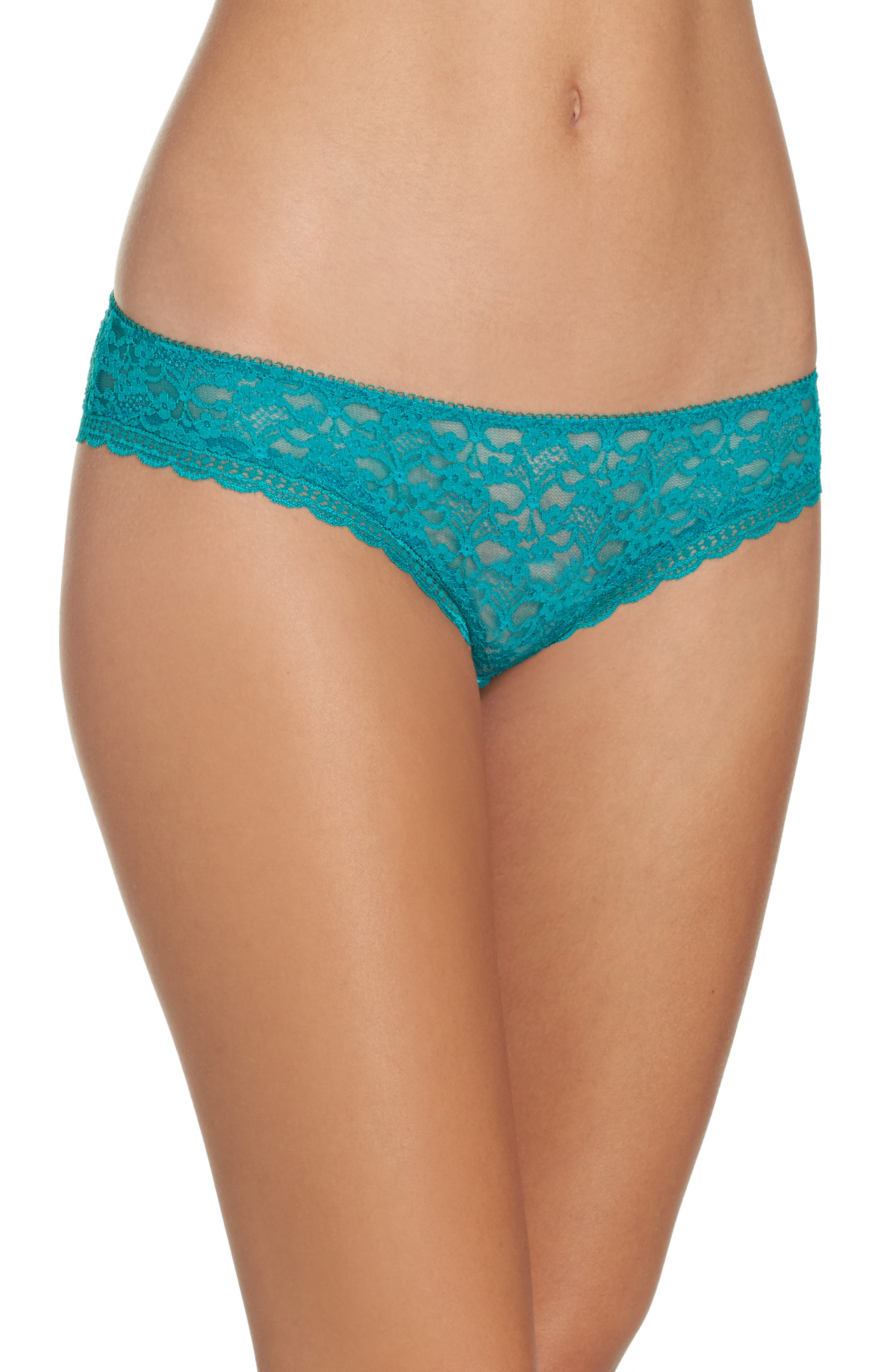 Free People Intimately FP Lace Hipster Briefs (3 for $33)
