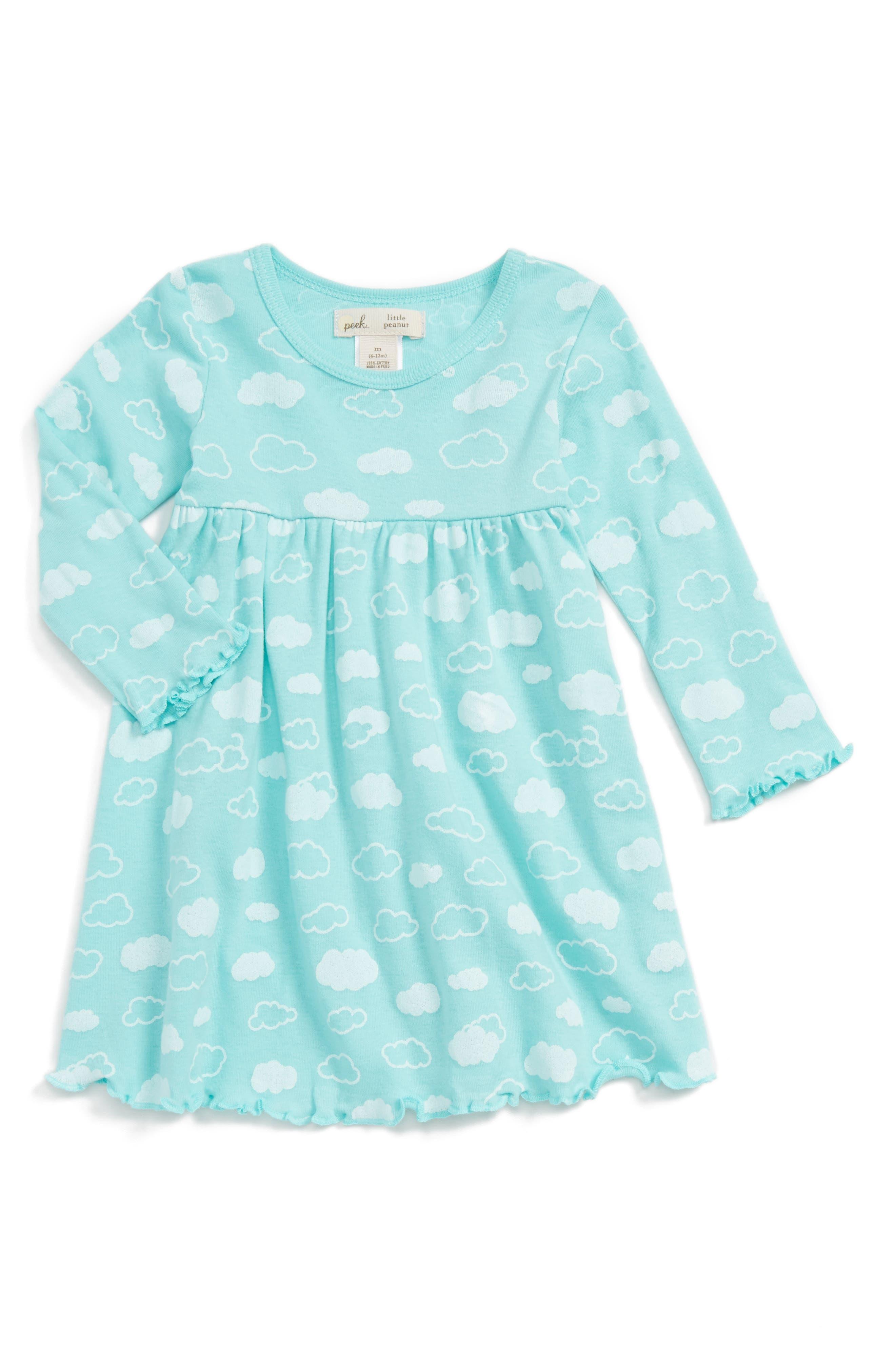 Peek Cloud Dress (Baby)