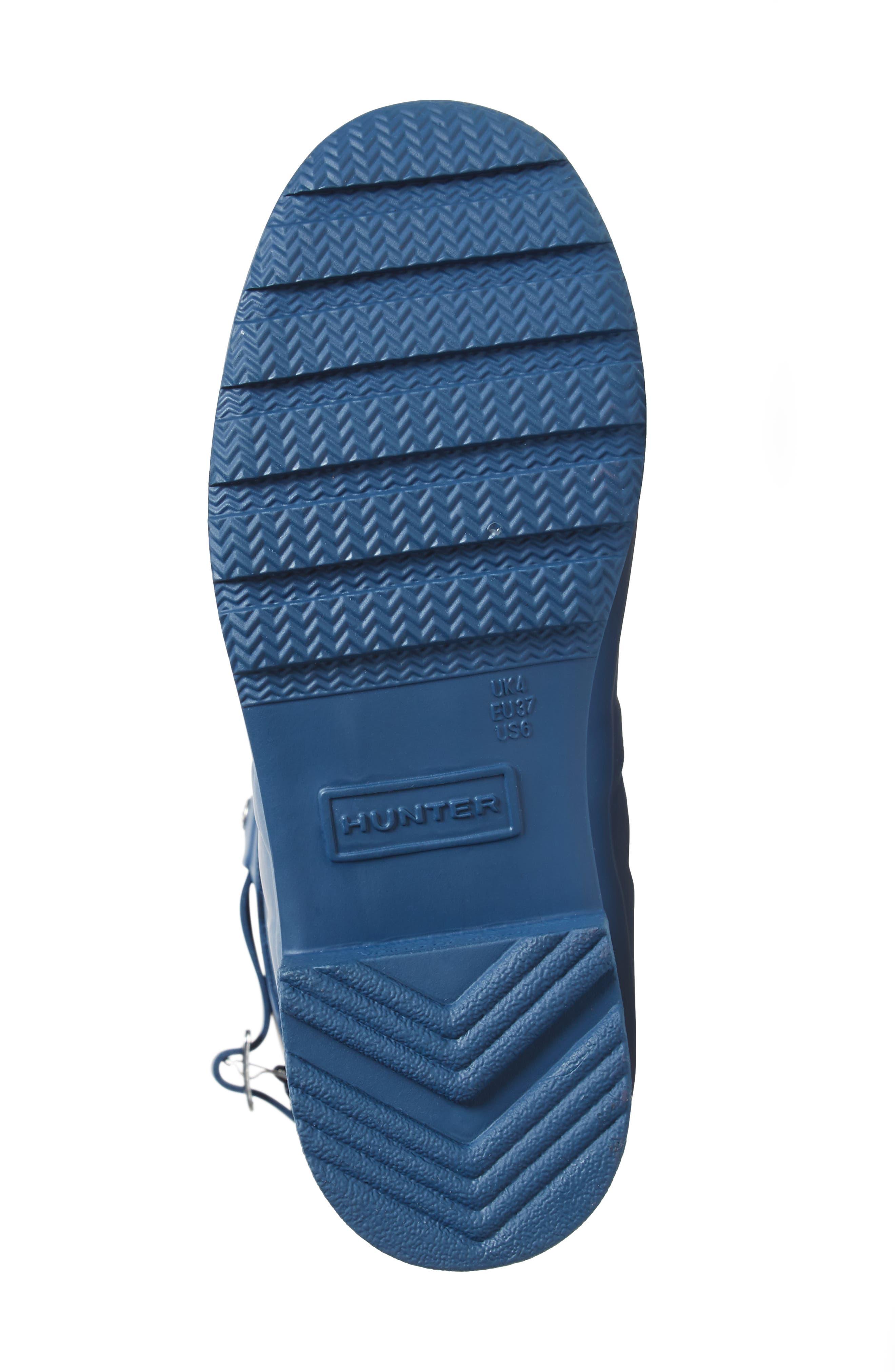 Alternate Image 6  - Hunter Original Tour Short Packable Rain Boot (Women)