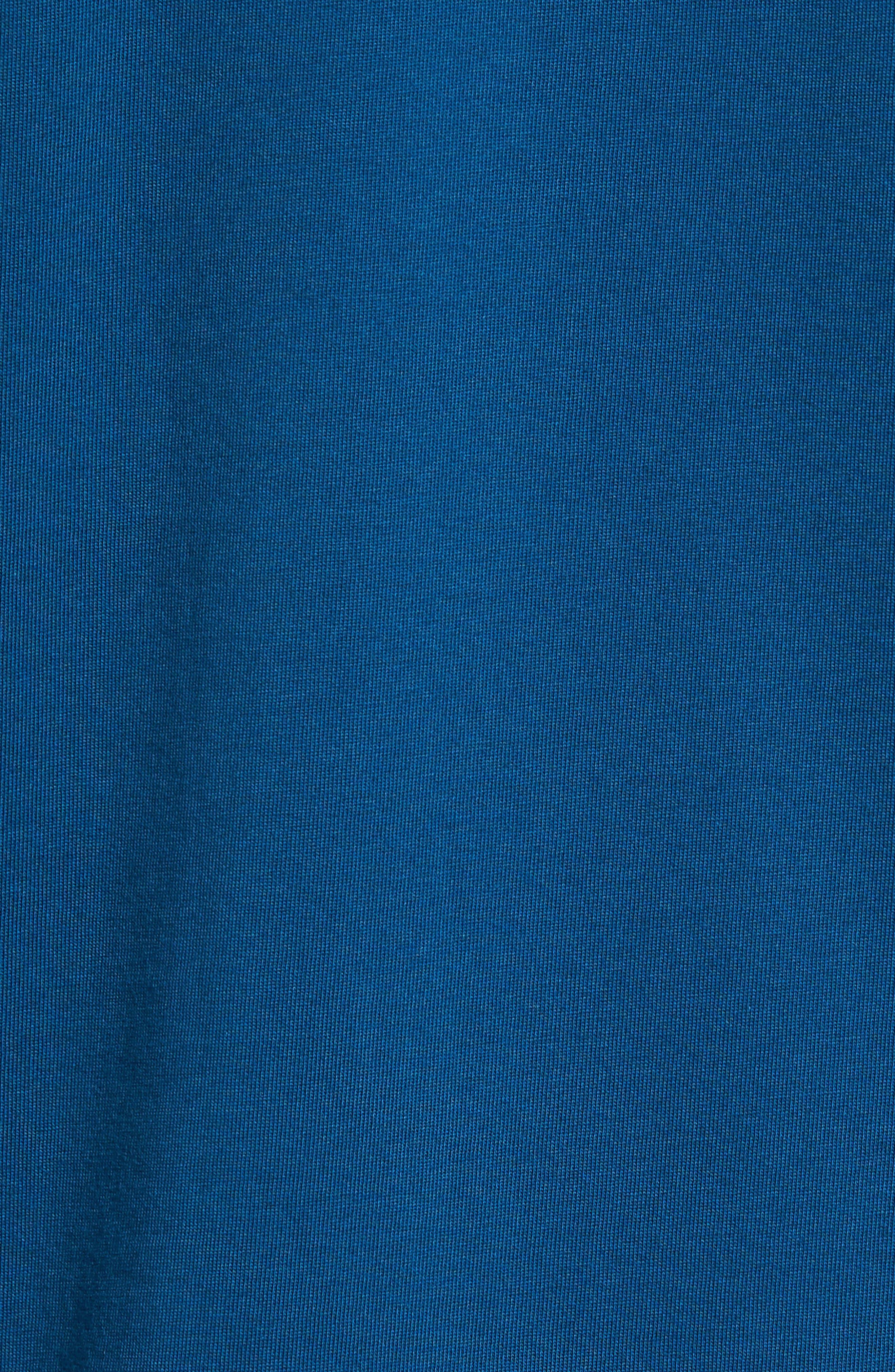 Alternate Image 5  - Tommy Bahama 'Bali Skyline' Long Sleeve Pima Cotton T-Shirt (Big & Tall)