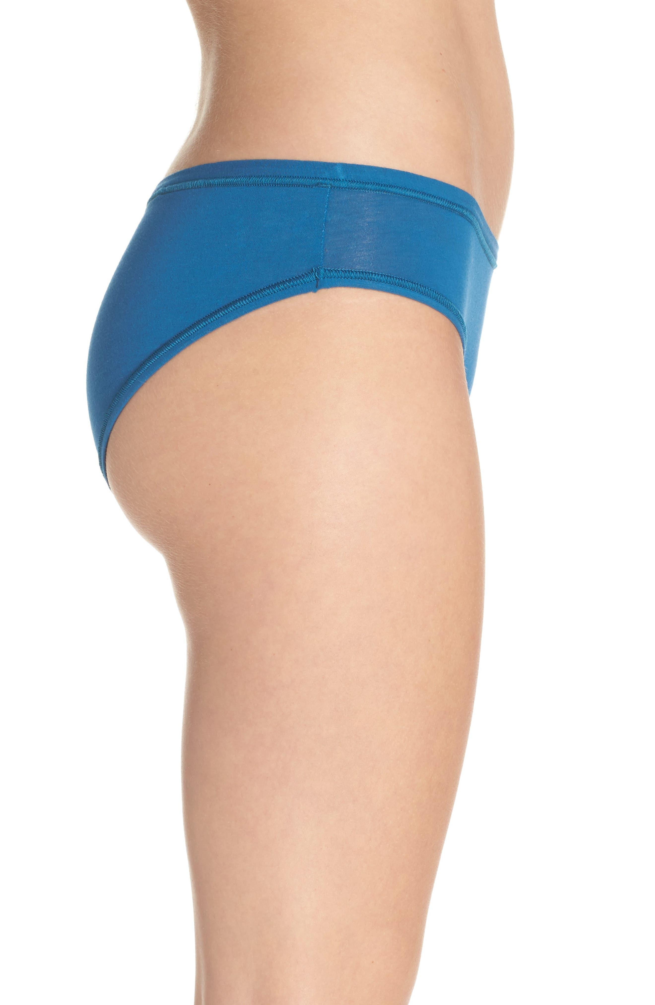 Alternate Image 3  - Wacoal B Fitting Bikini (3 for $39)