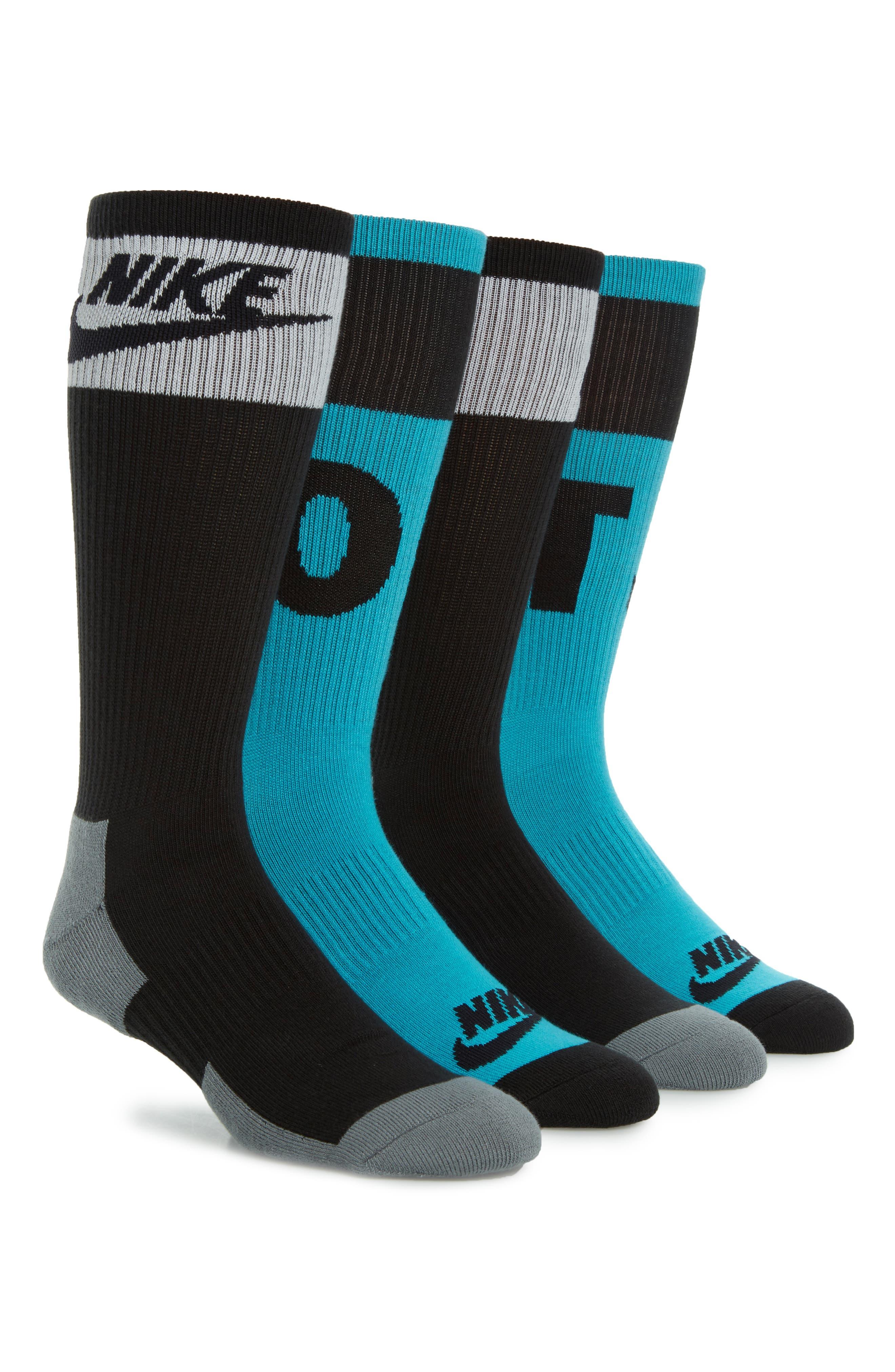 Nike HBR 2-Pack Socks