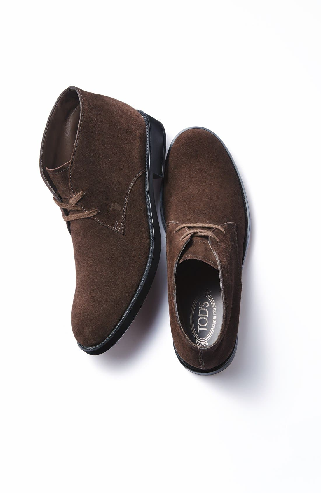 Alternate Image 4  - Tod's 'Esquire Giovane' Chukka Boot