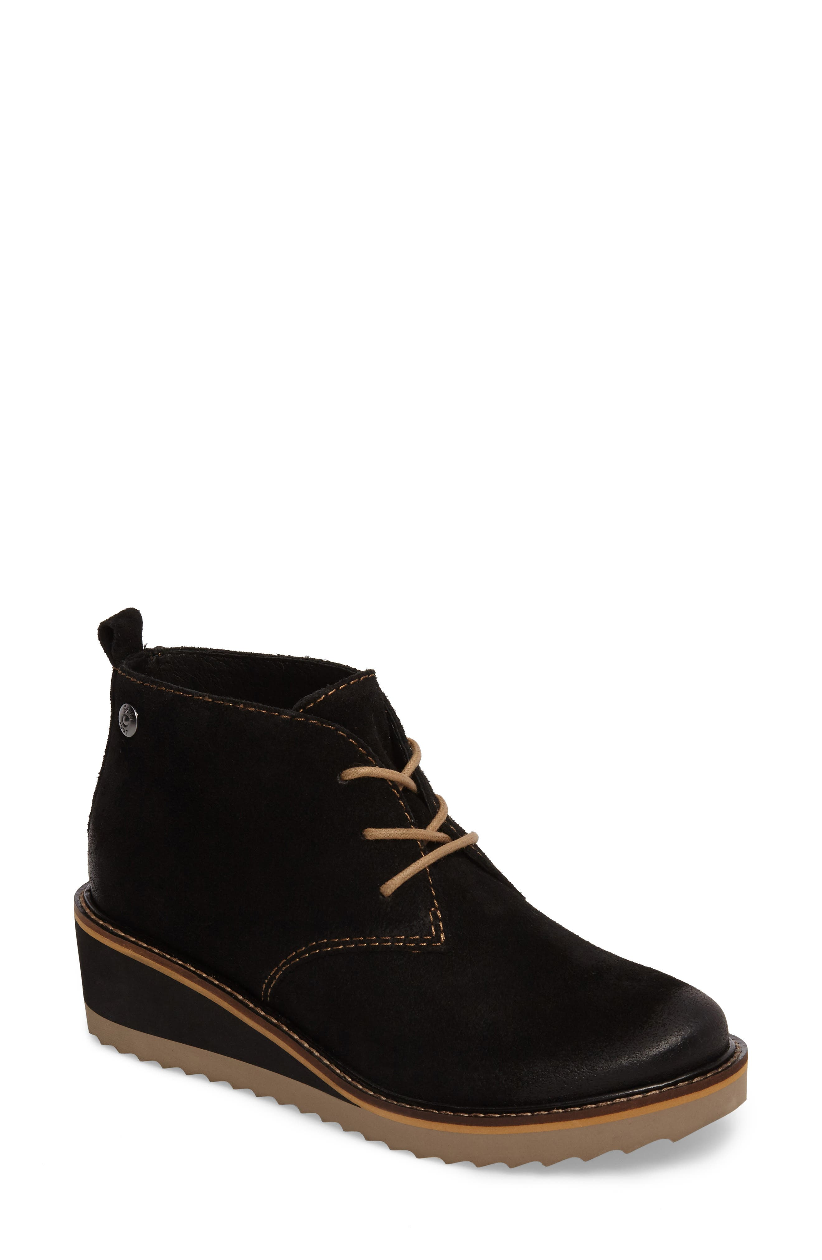 Söfft Saige Wedge Bootie (Women)