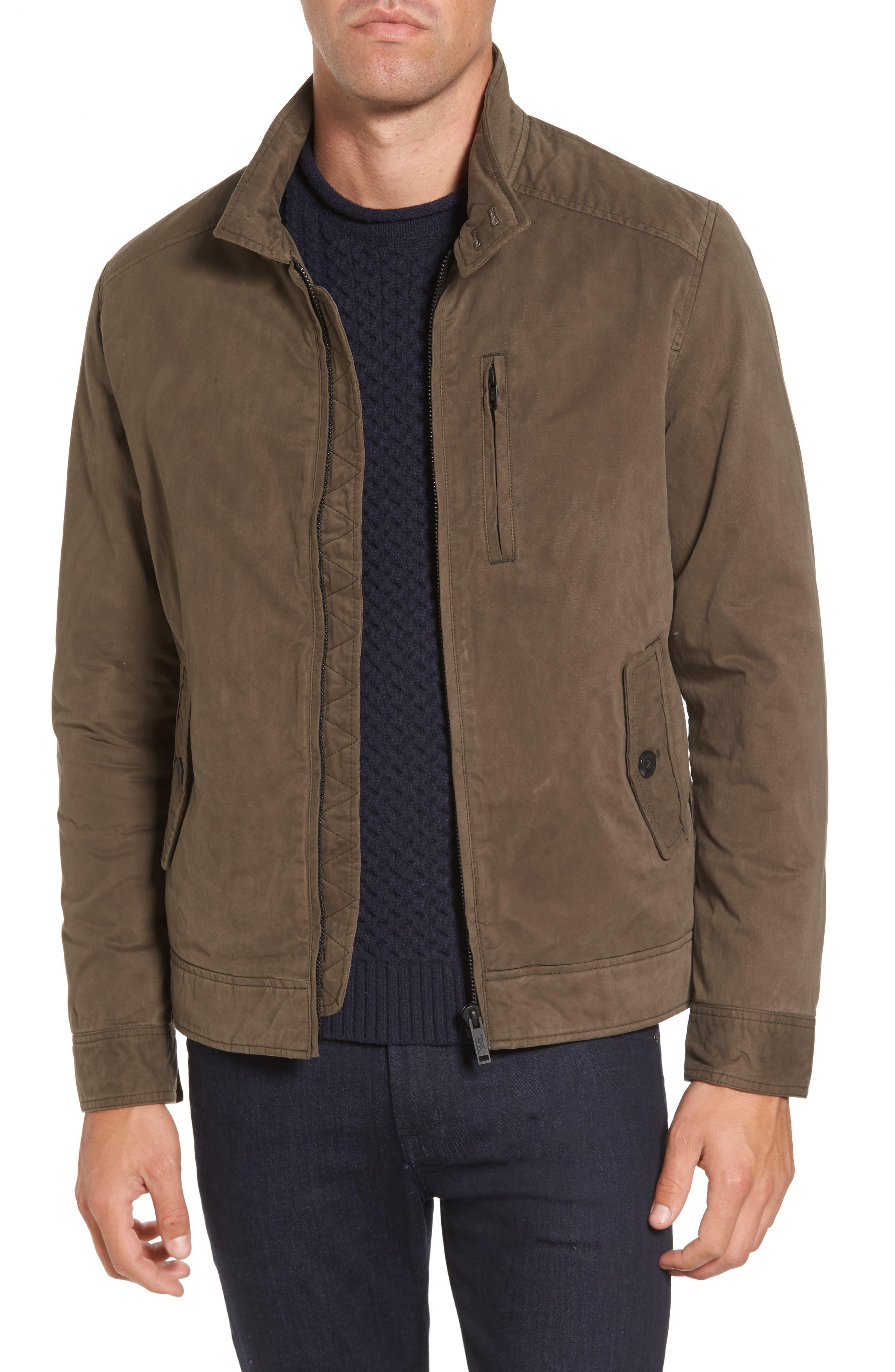 Rodd & Gunn Tasman Waxed Jacket