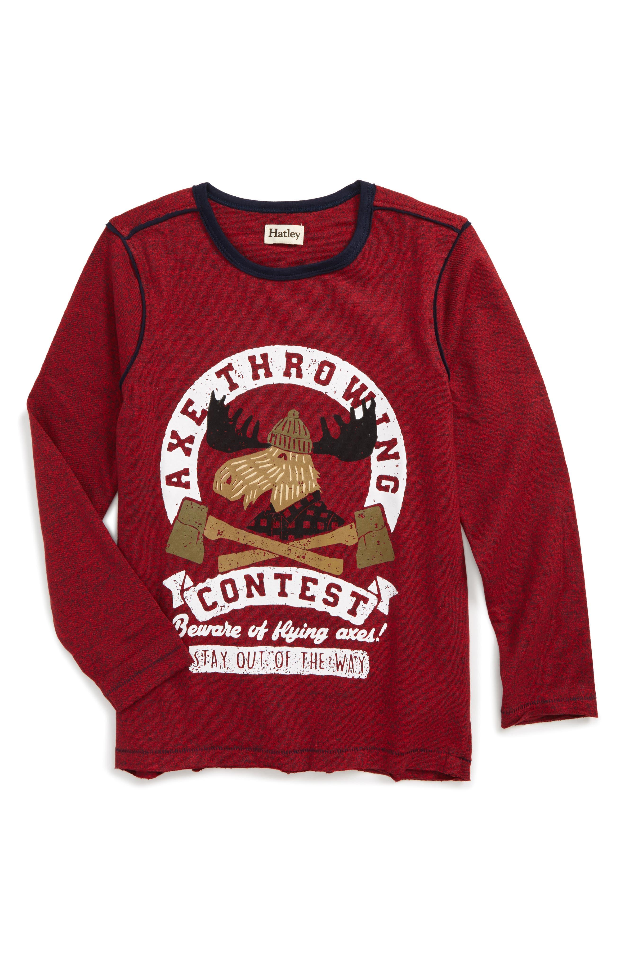 Hatley Graphic T-Shirt (Toddler Boys, Little Boys & Big Boys)