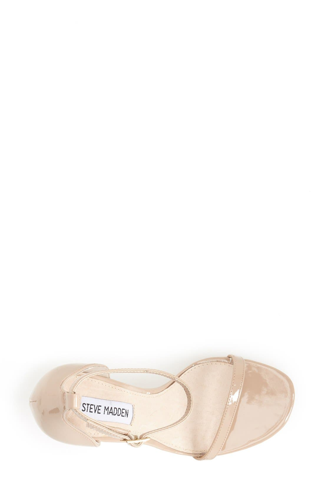 Alternate Image 3  - Steve Madden 'Gea' Ankle Strap Sandal (Women)