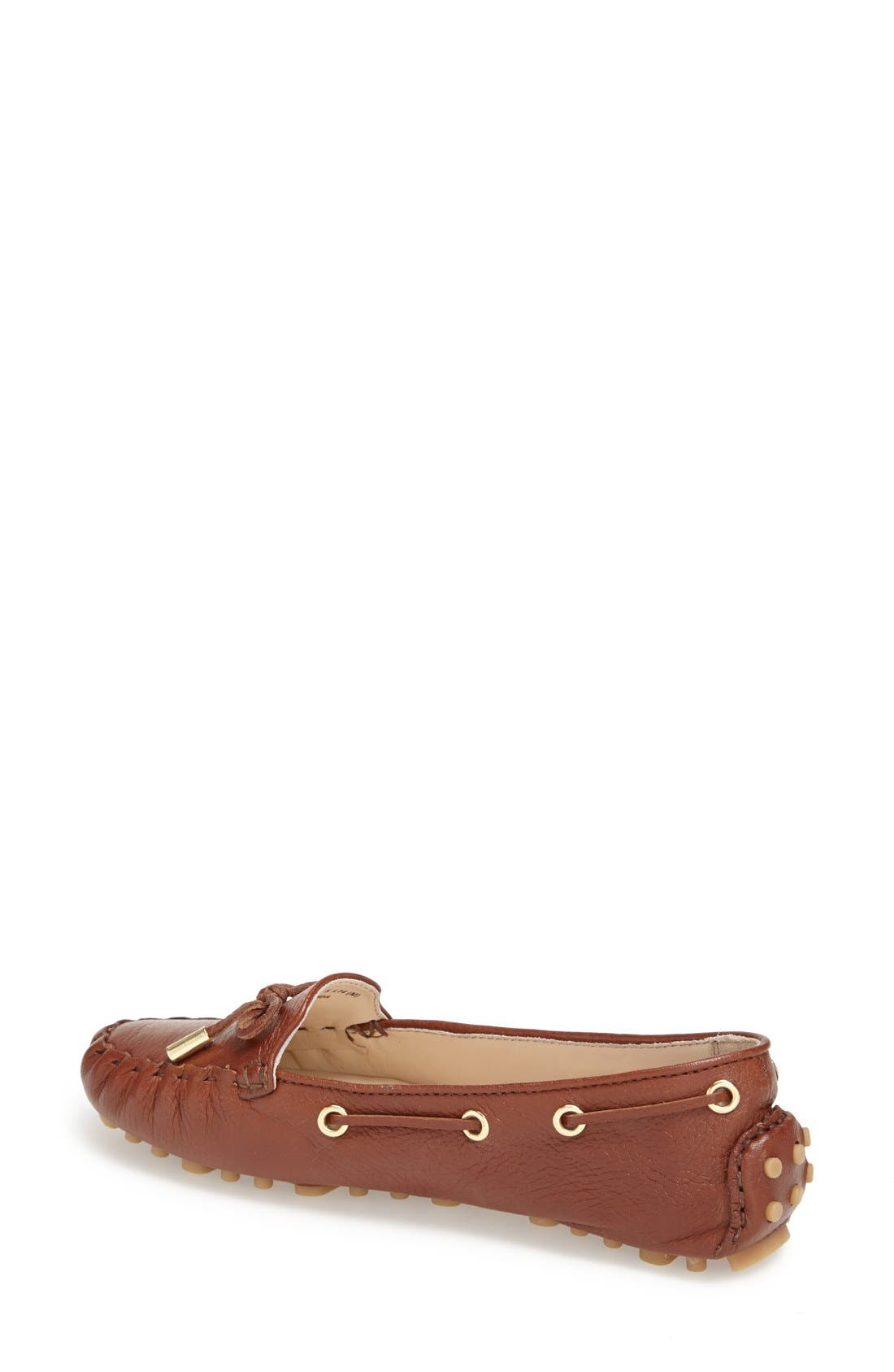 Alternate Image 2  - Cole Haan 'Cary' Leather Driving Flat (Women)