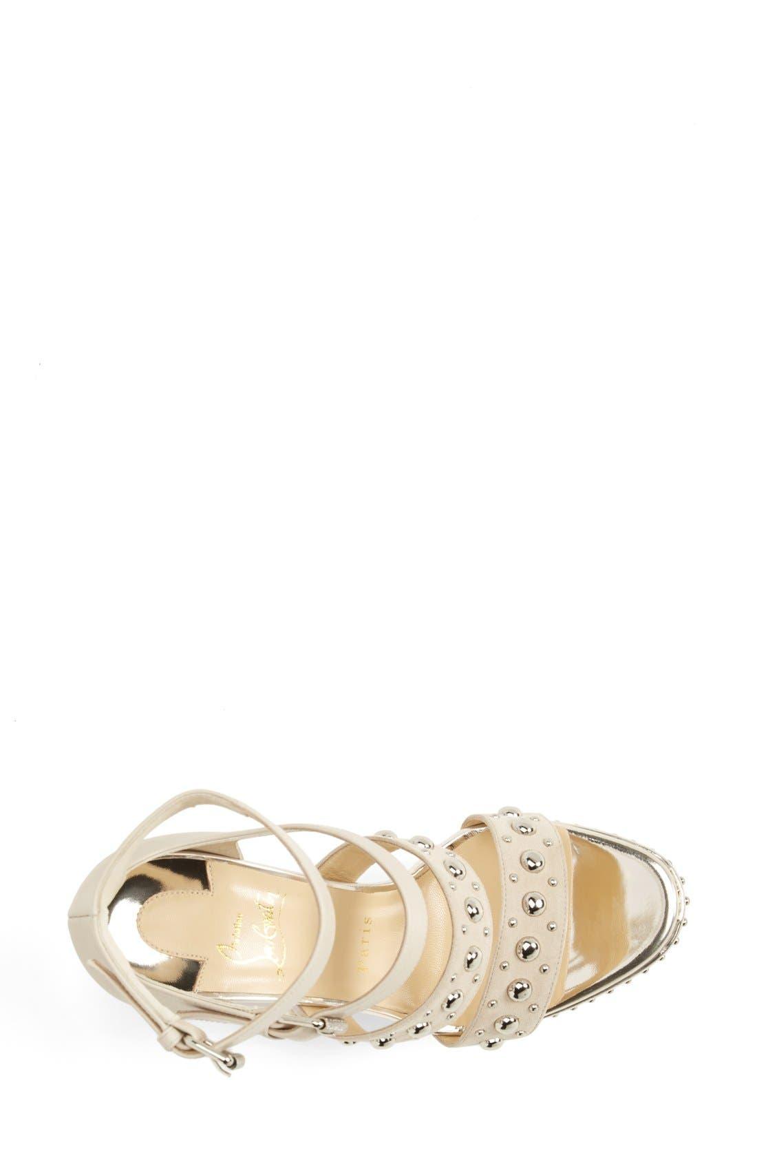 Alternate Image 3  - Christian Louboutin Studded Sandal