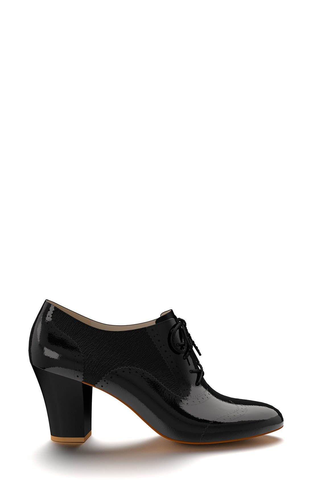 Alternate Image 2  - Shoes of Prey Oxford Bootie (Women)
