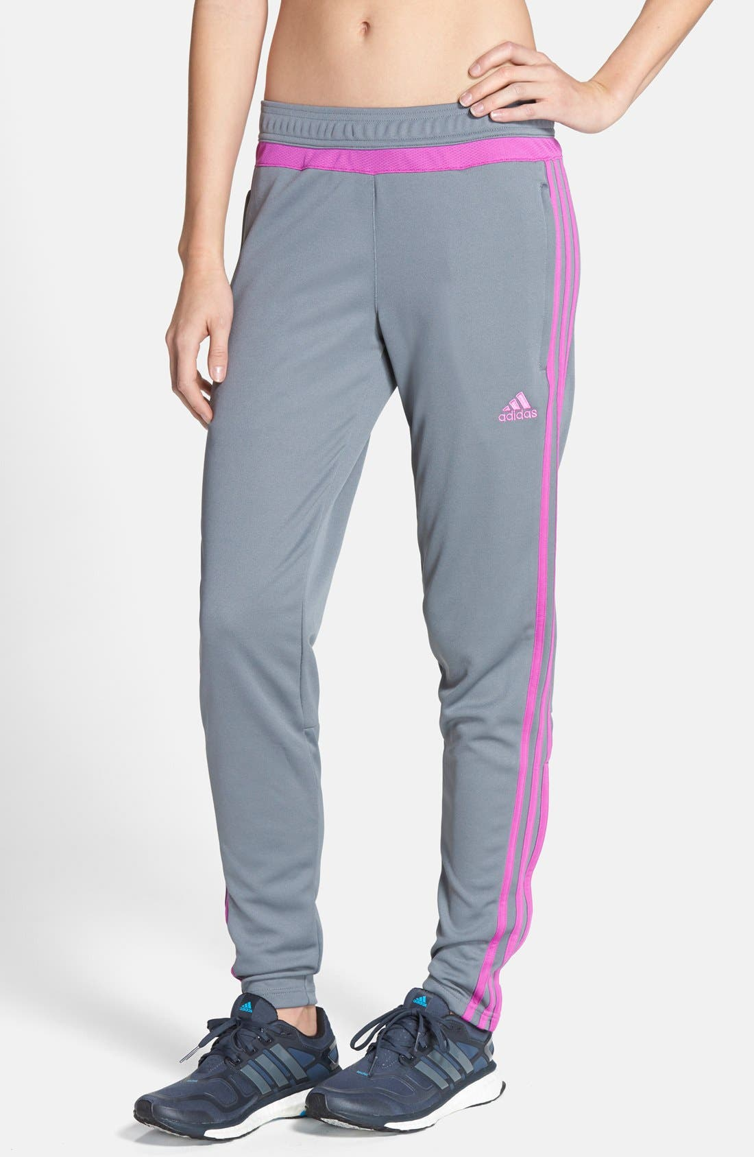 Alternate Image 1 Selected - adidas 'Trio 15' CLIMACOOL® Training Pants