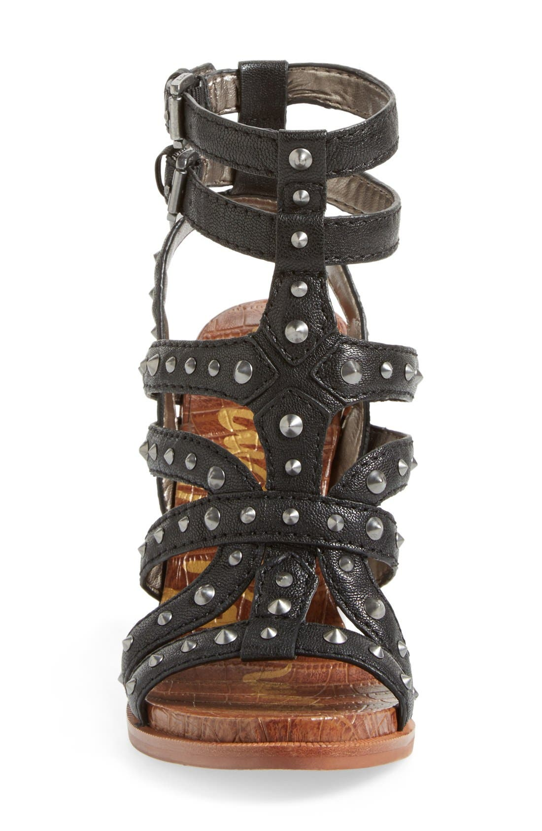 Alternate Image 3  - Sam Edelman 'Keith' Studded Sandal (Women)