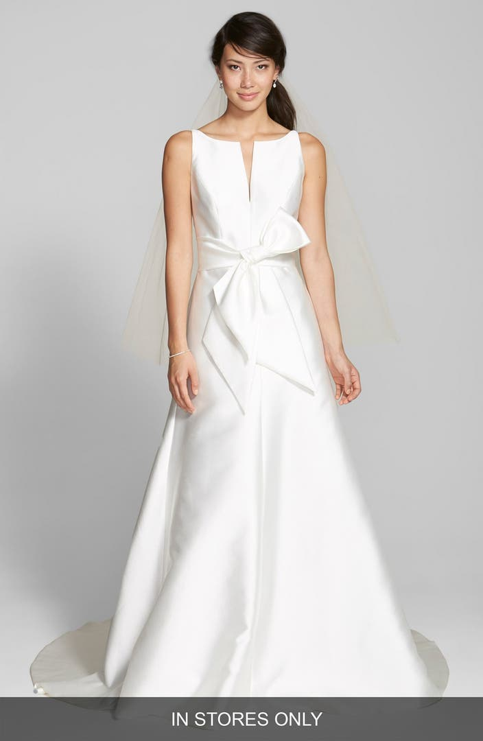 Silk wedding dresses nordstrom for Nordstrom dresses for wedding