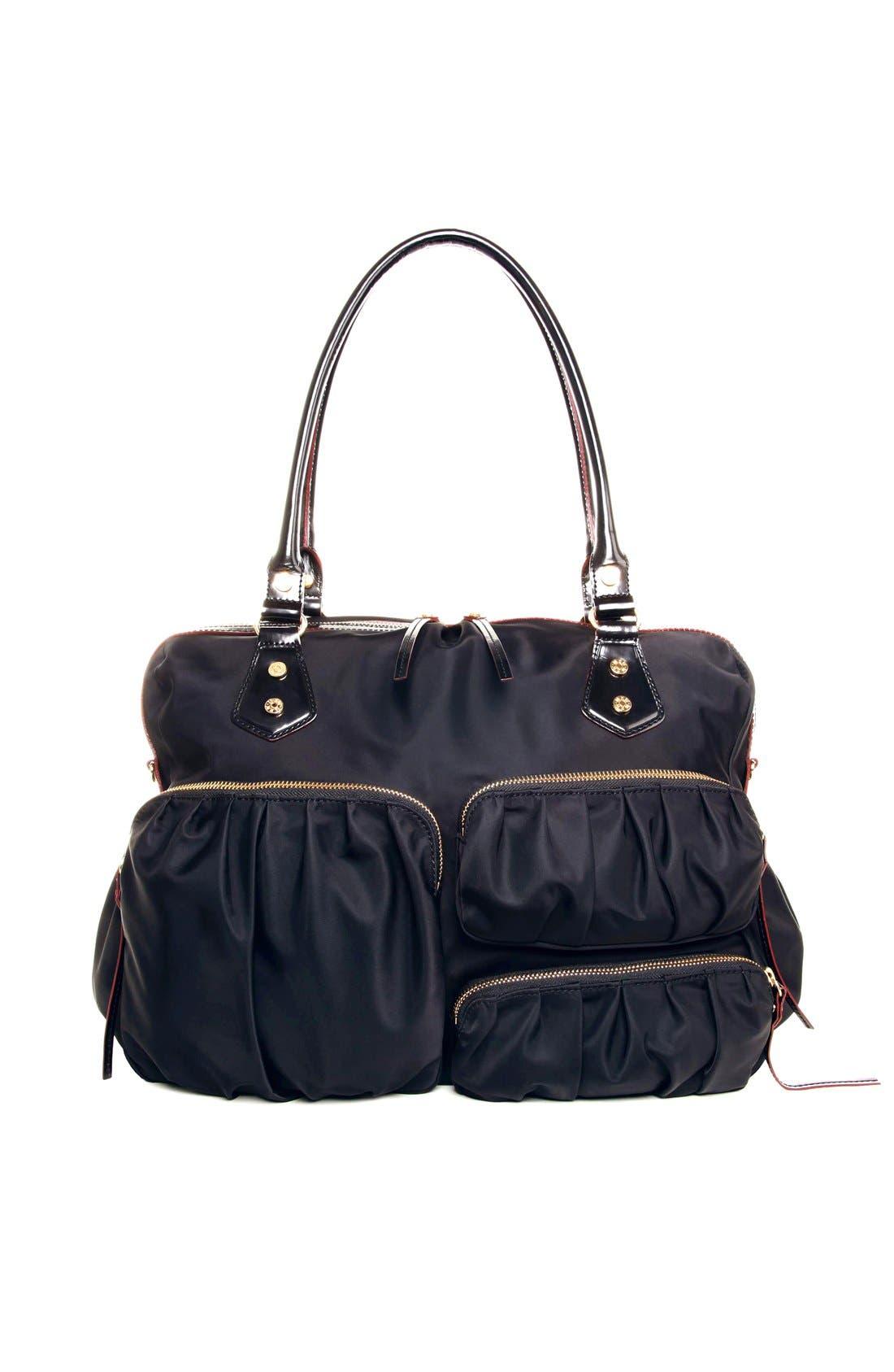 MZ WALLACE 'Kate' Bedford Nylon Handbag