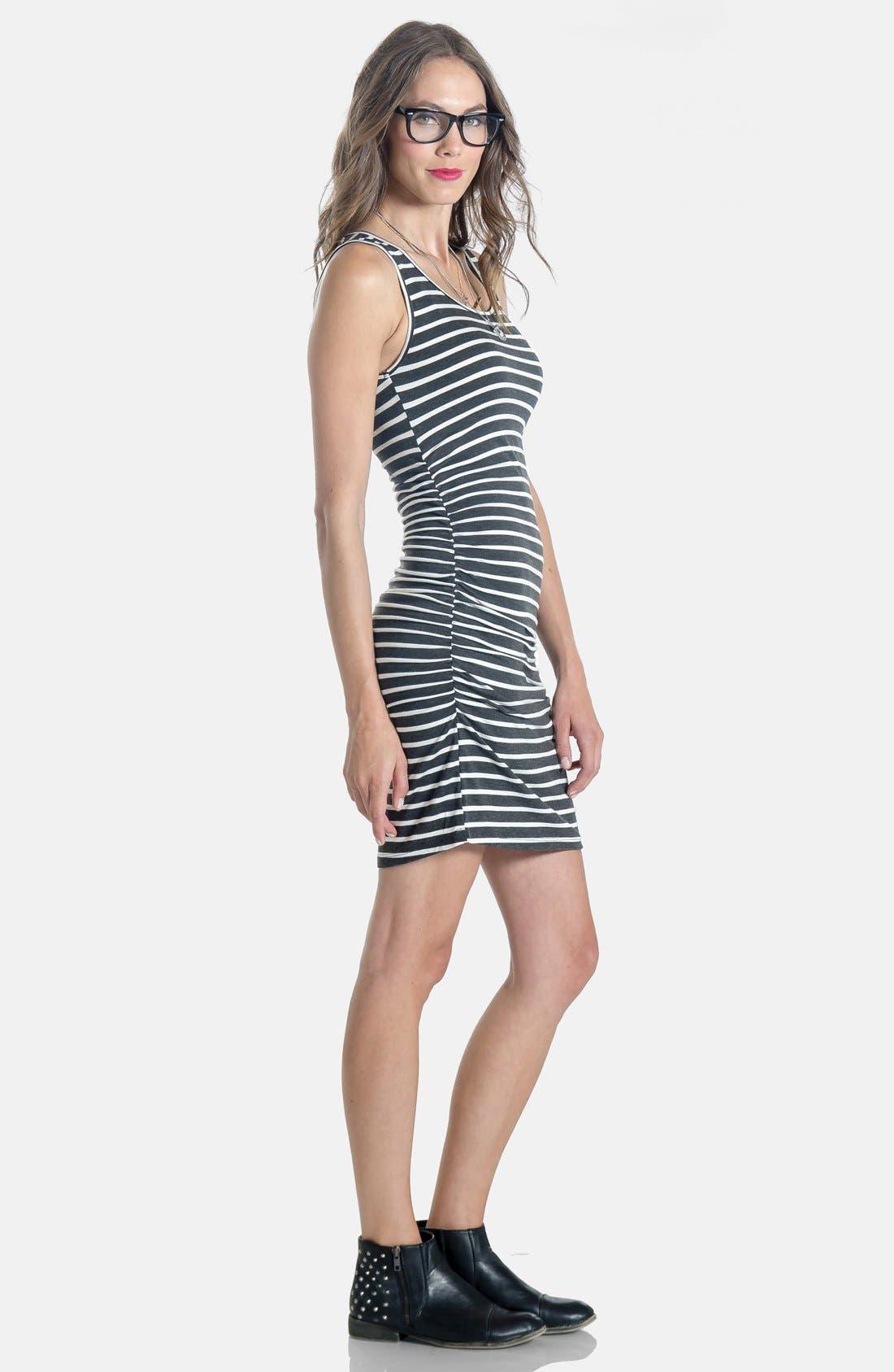 Alternate Image 2  - Lilac Clothing 'Shannon' Maternity Tank Dress