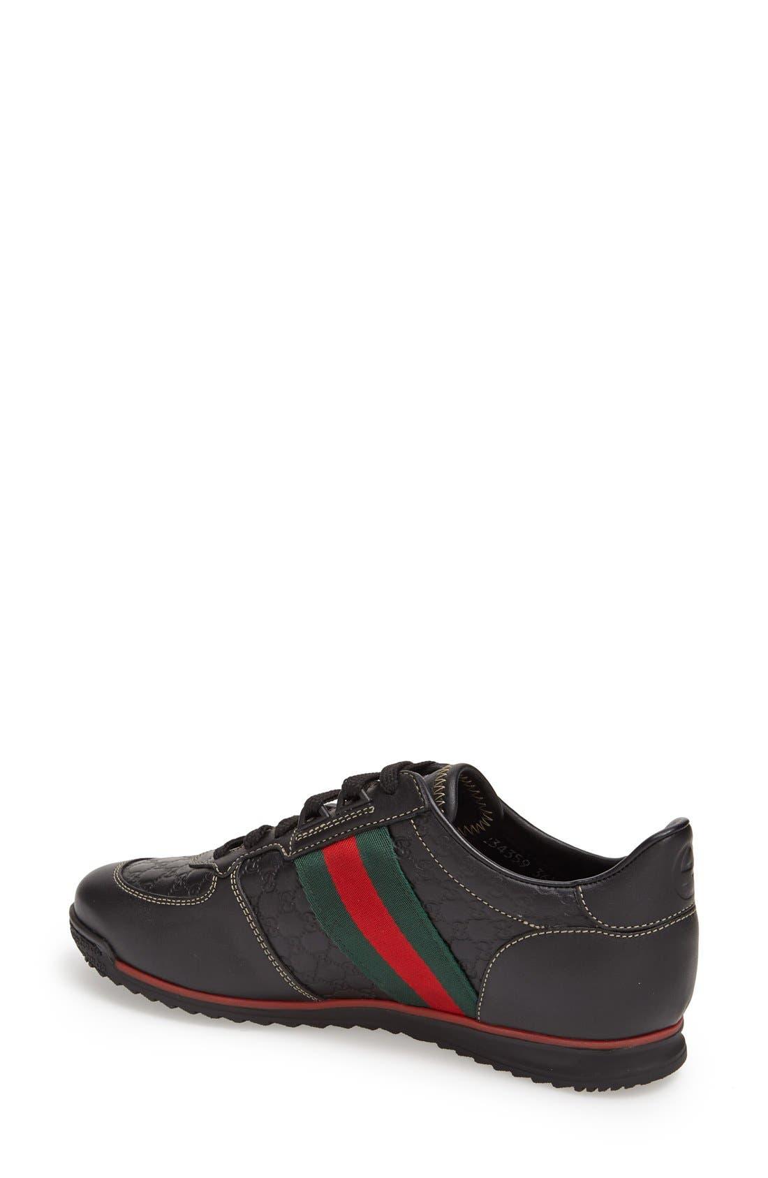 Alternate Image 2  - Gucci Sport Sneaker (Women)