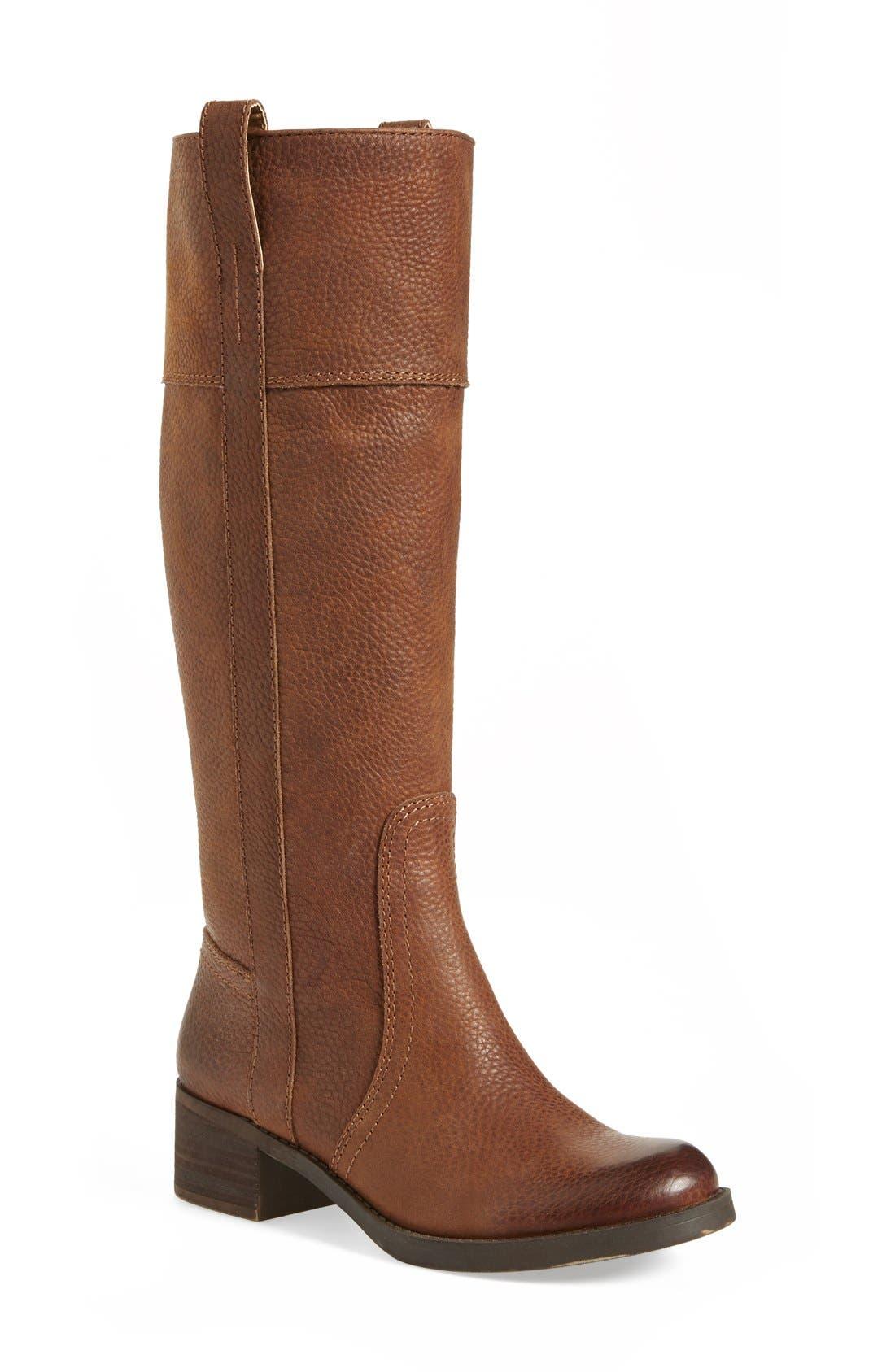 Alternate Image 1 Selected - Lucky Brand 'Heloisse' Boot (Women)