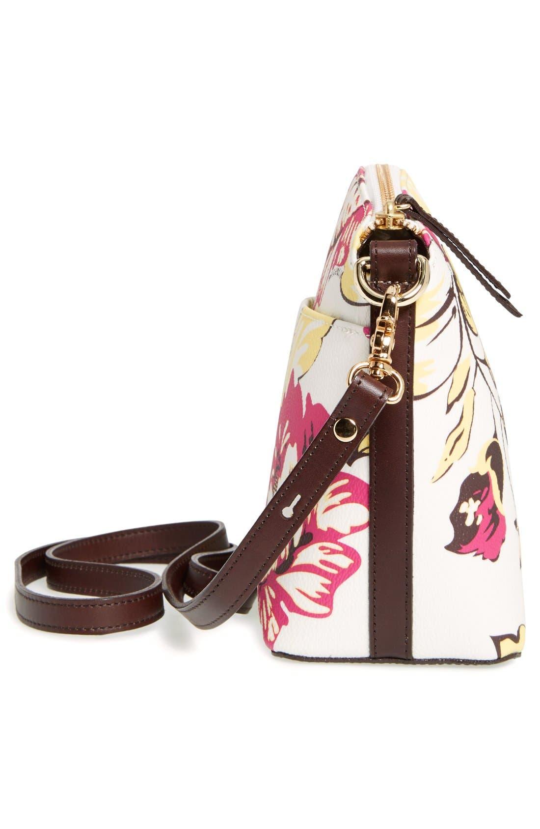 Alternate Image 5  - Brahmin 'Mini Duxbury' Leather Crossbody Bag