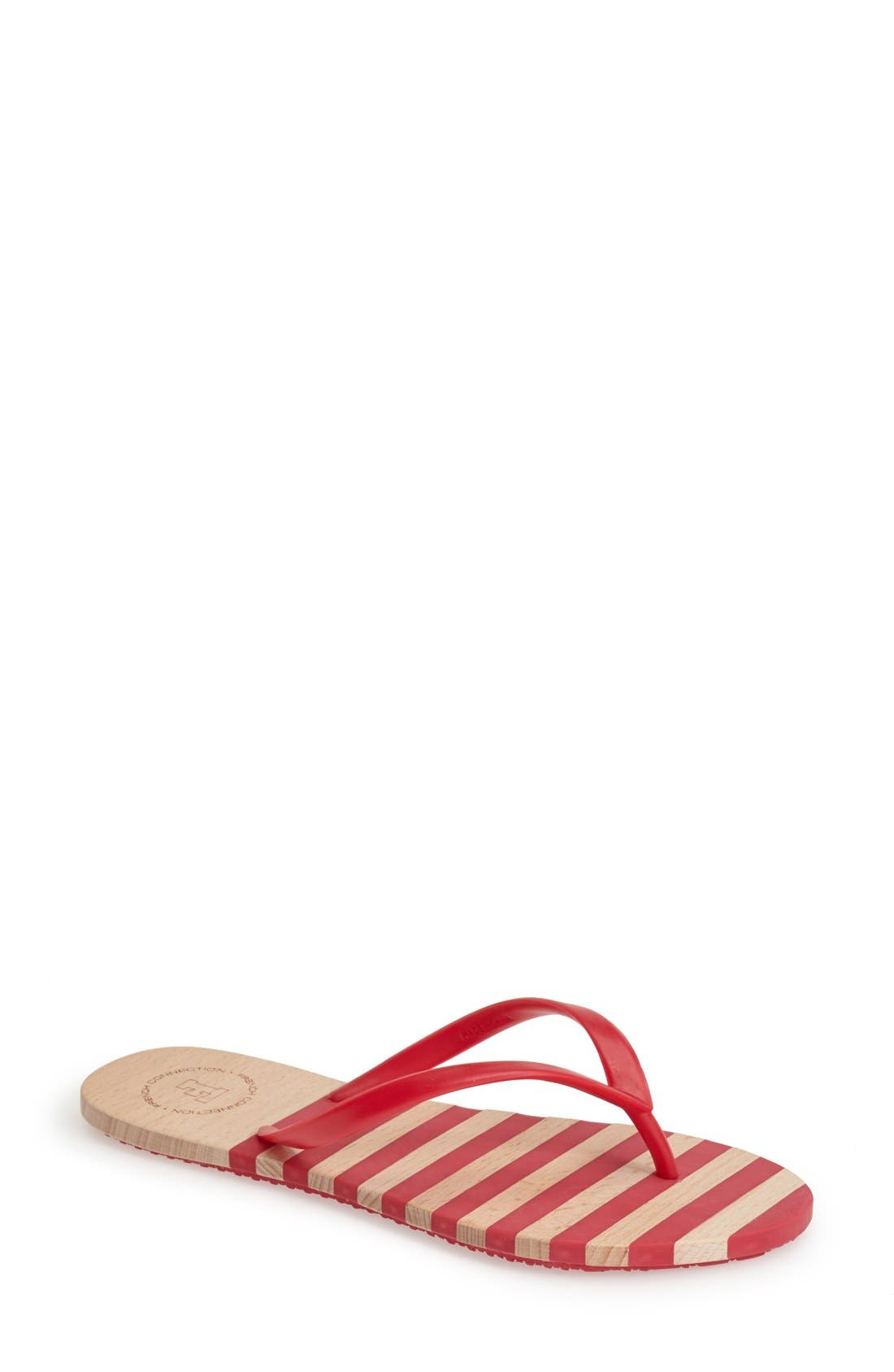 Alternate Image 1 Selected - French Connection 'Filipa' Flip Flop (Women)