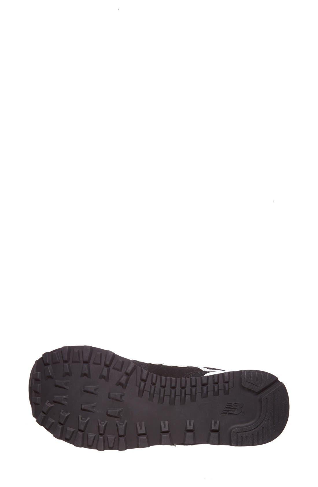 Alternate Image 4  - New Balance '574 Classic' Sneaker (Women)