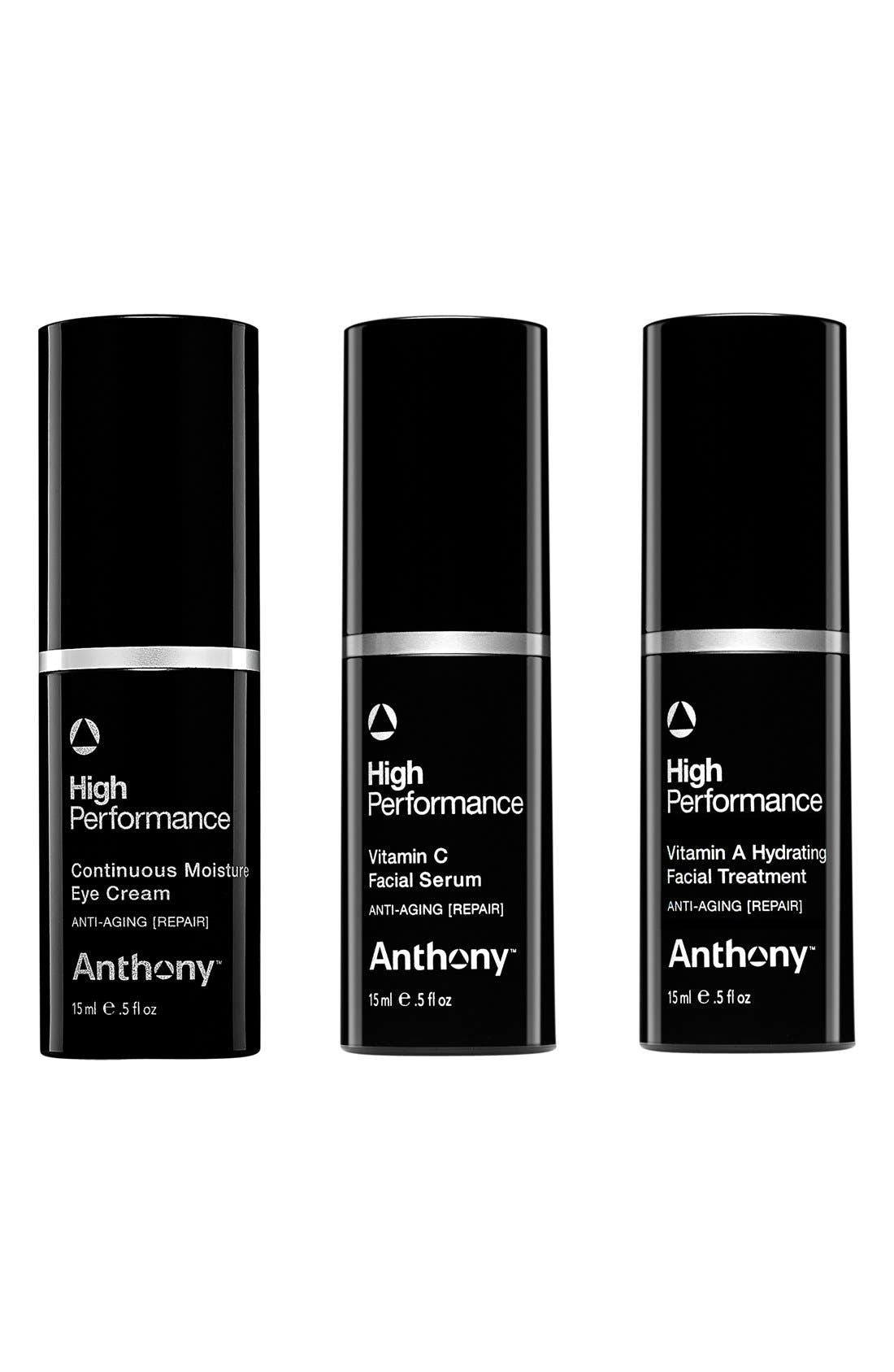 ANTHONY 'High Performance Age Defying' Trio