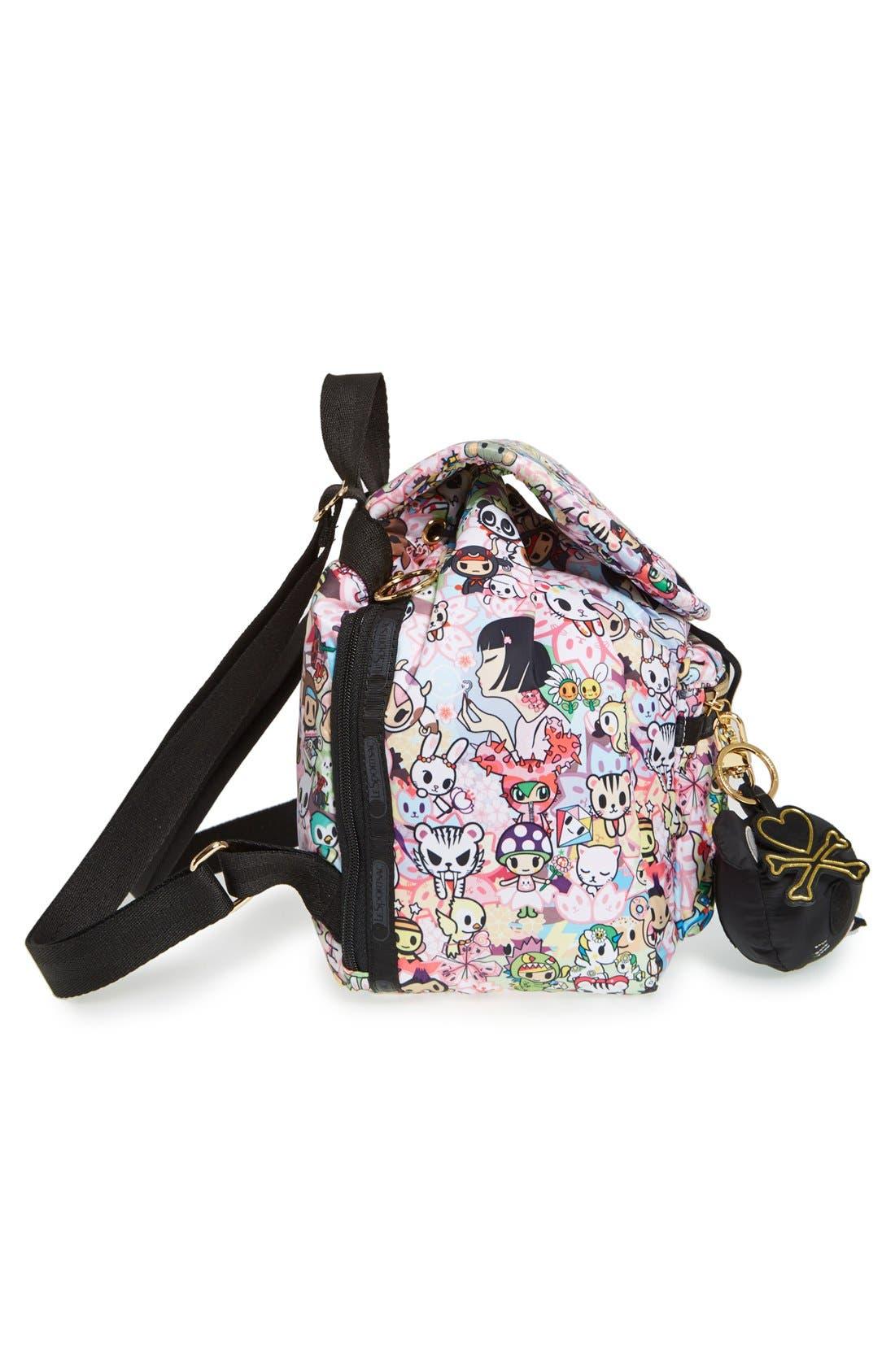 Alternate Image 7  - tokidoki x LeSportsac 'Piccolina' Nylon Backpack