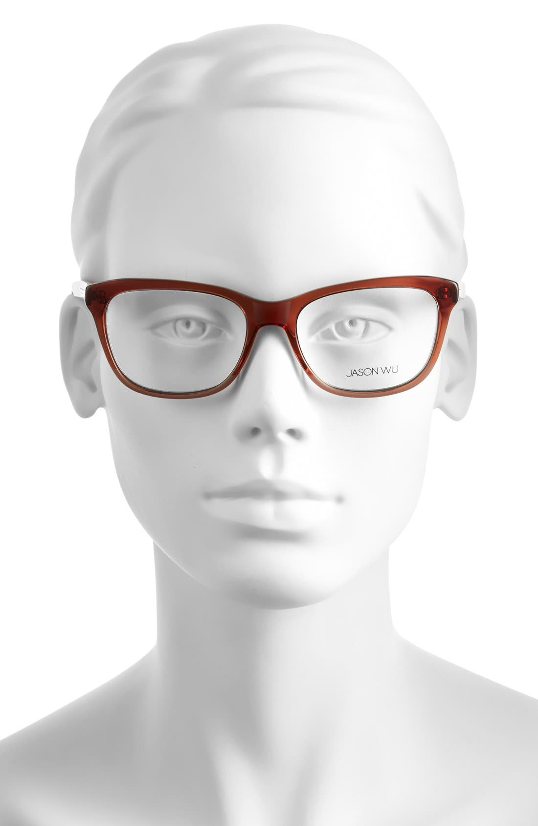 Alternate Image 2  - Jason Wu 'Ari' 52mm Optical Glasses