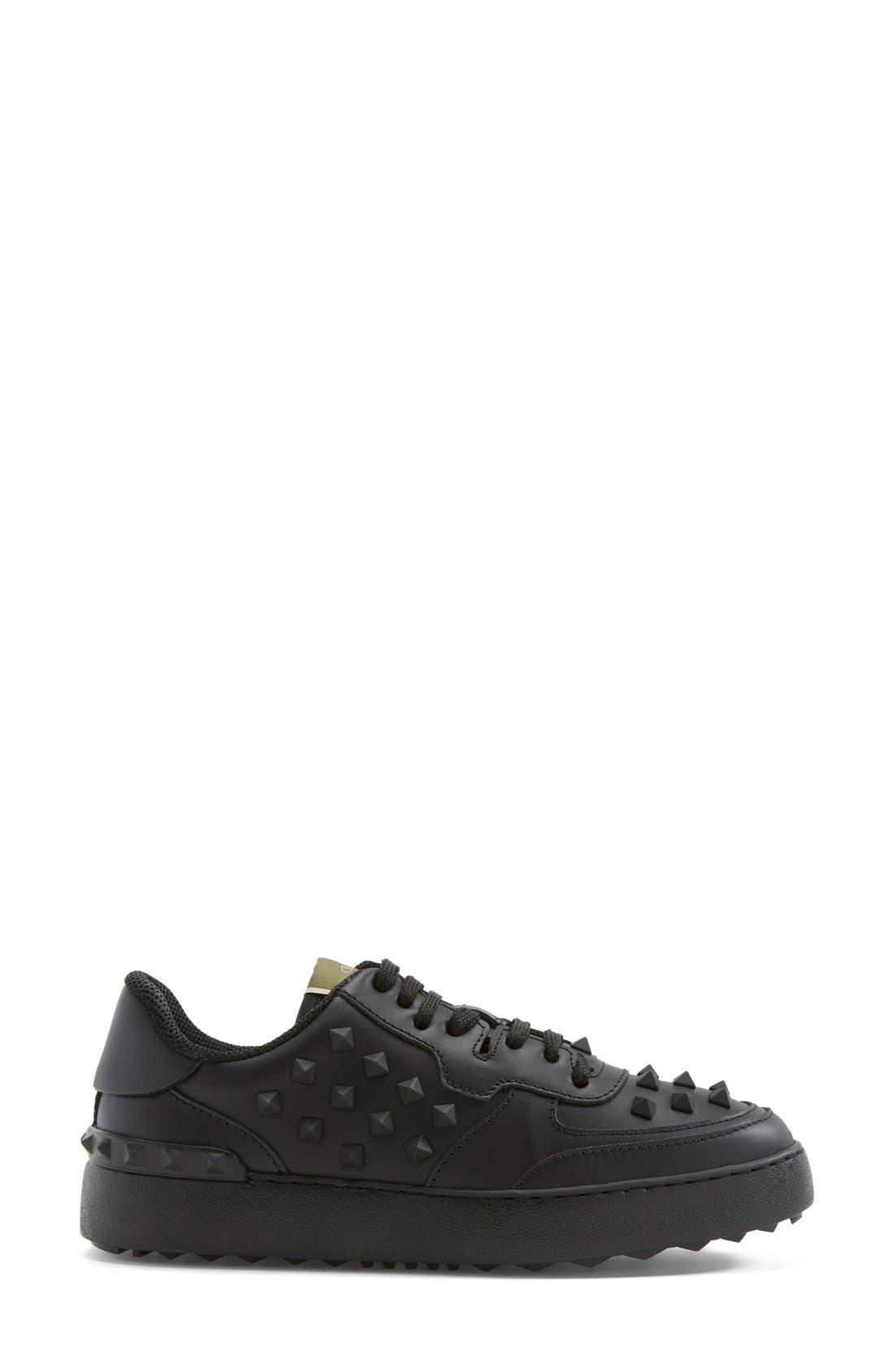 Alternate Image 4  - Valentino 'Rock Be' Sneaker (Women)