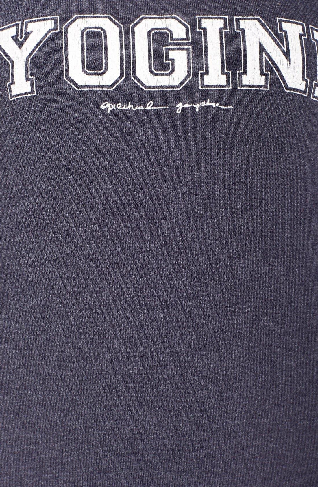 Alternate Image 3  - Spiritual Gangster 'Yogini' Boatneck Sweatshirt