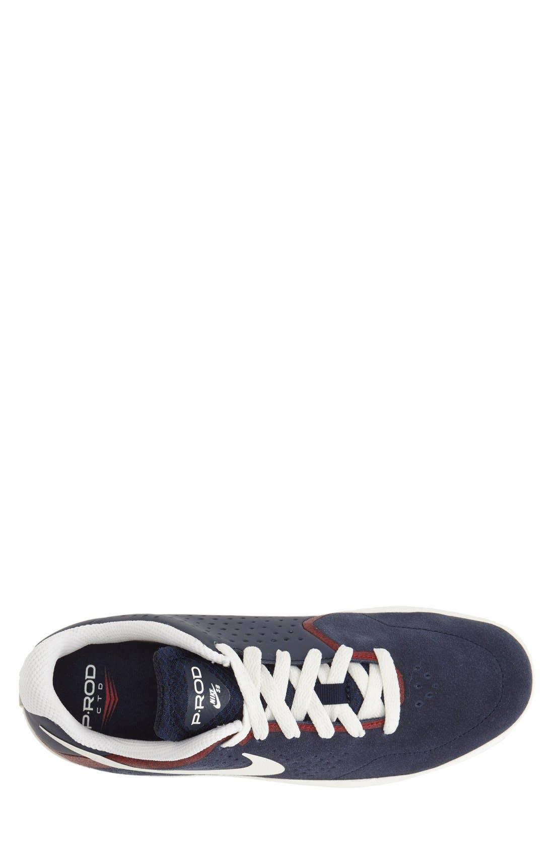 Alternate Image 3  - Nike 'Paul Rodriguez CTD LR SB' Skate Shoe (Men)