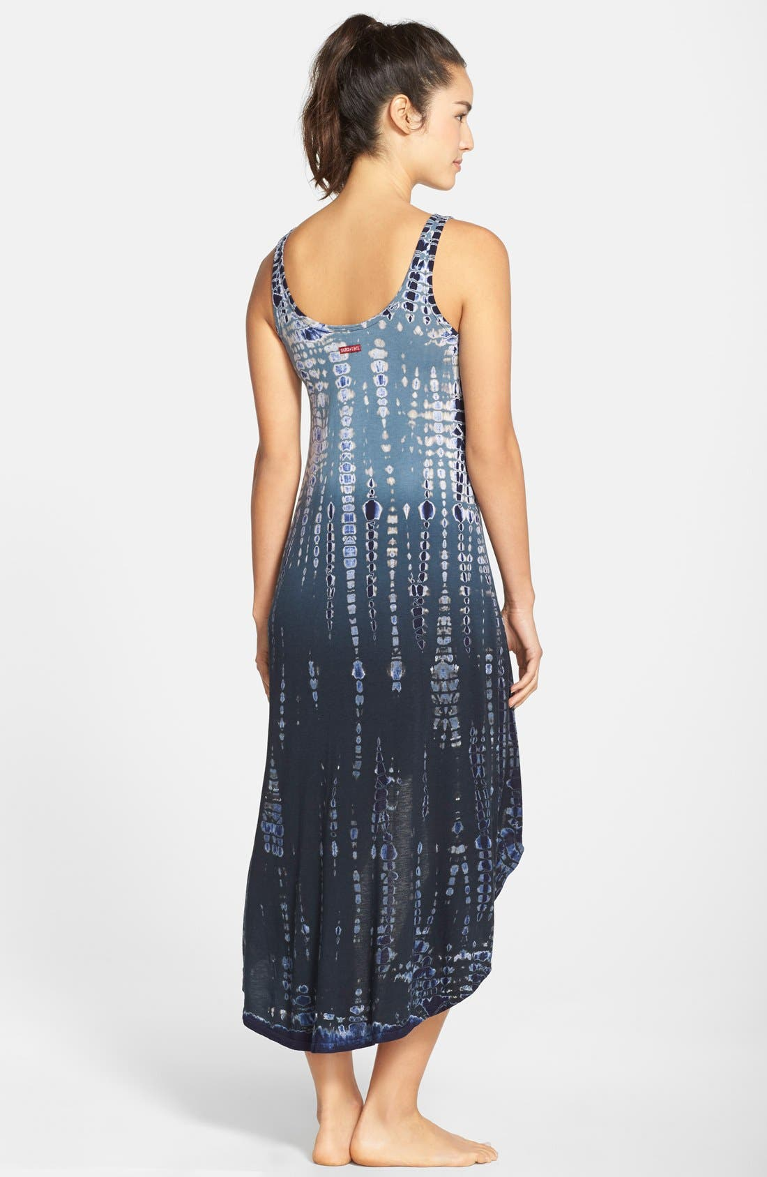 Alternate Image 2  - Hard Tail High/Low Knit Dress