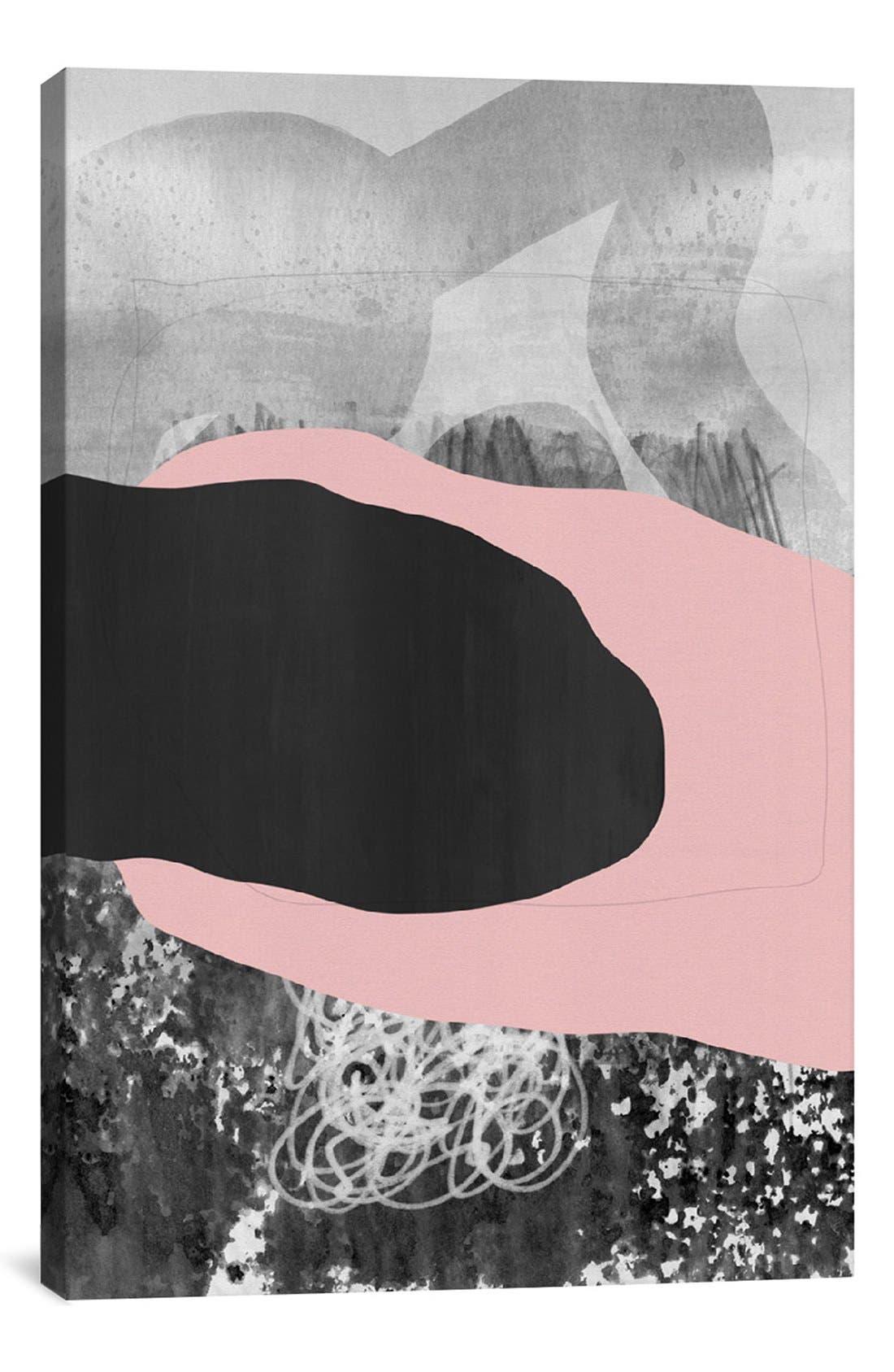 Alternate Image 1 Selected - iCanvas 'Drink a Toast - Federico Saenz Recio' Giclée Print Canvas Art