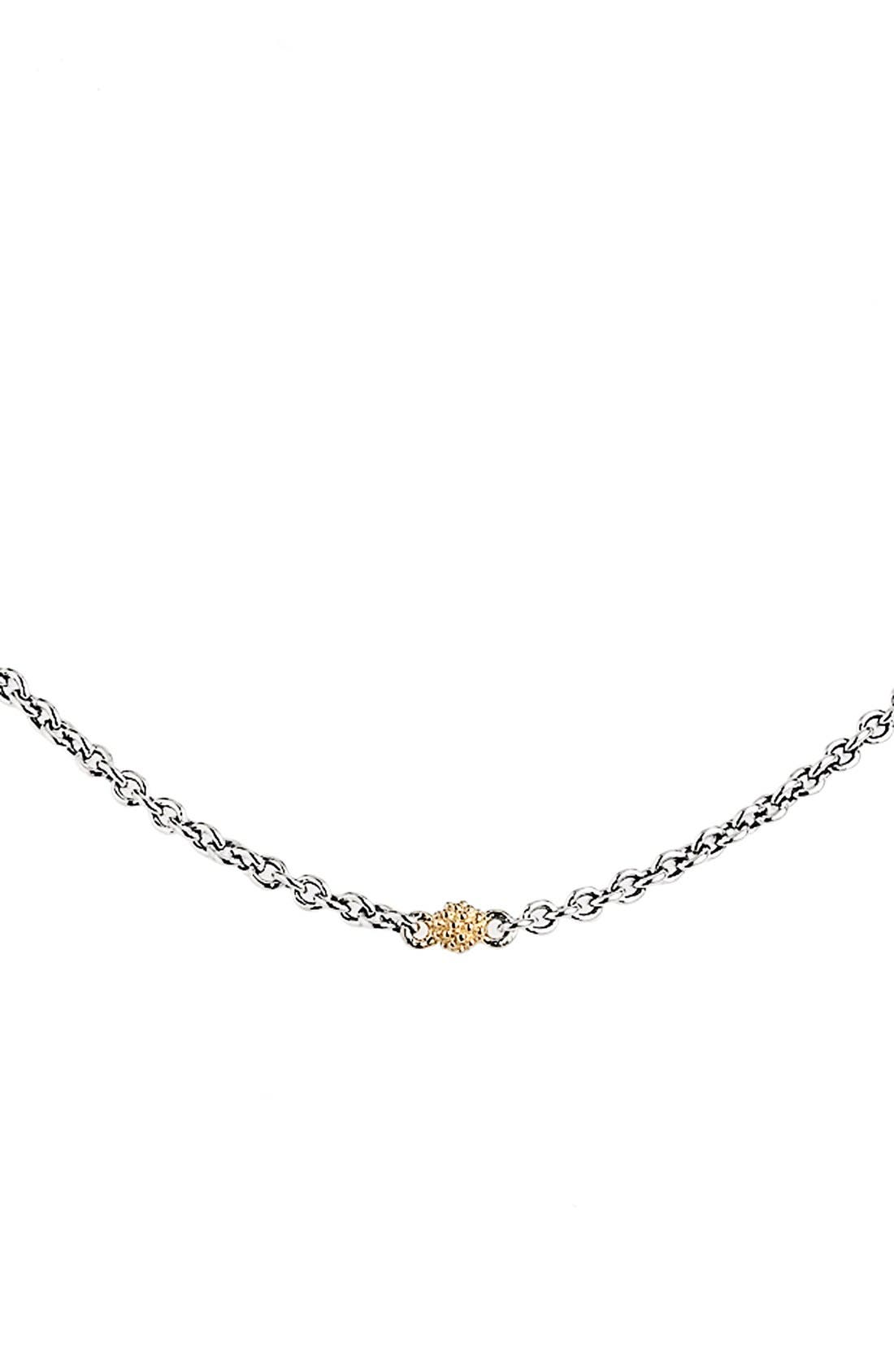 Alternate Image 1 Selected - LAGOS Caviar Station Two Tone Necklace