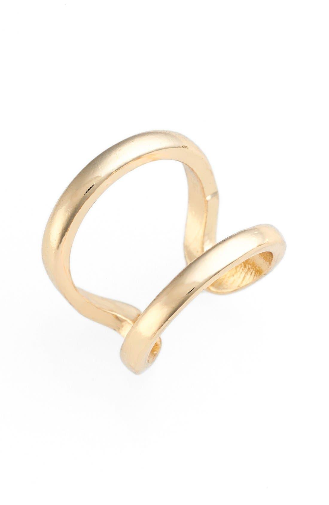 Main Image - Jules Smith 'Double Up' Midi Ring